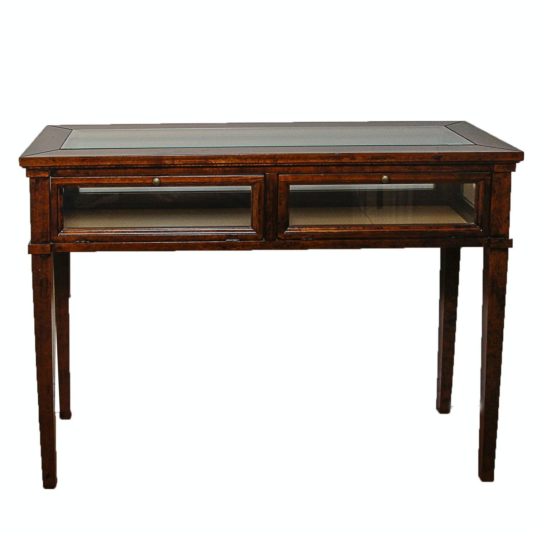 Vitrine Sofa Table