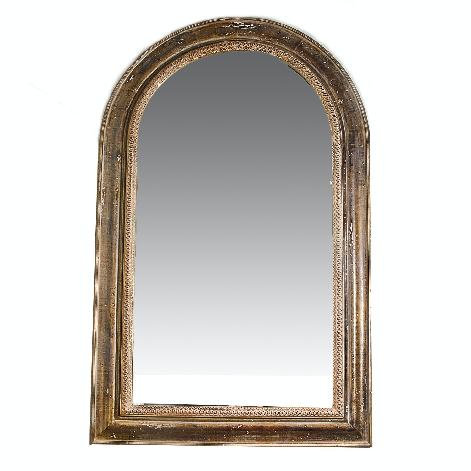 Cathedral Style Wall Mirror