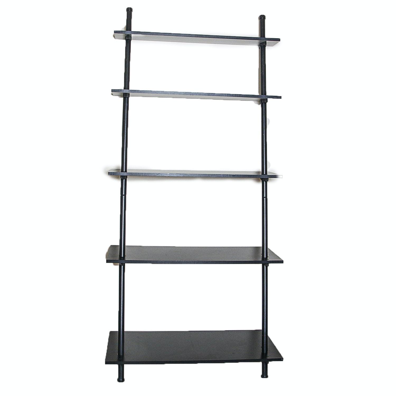 Contemporary Ladder Bookcase