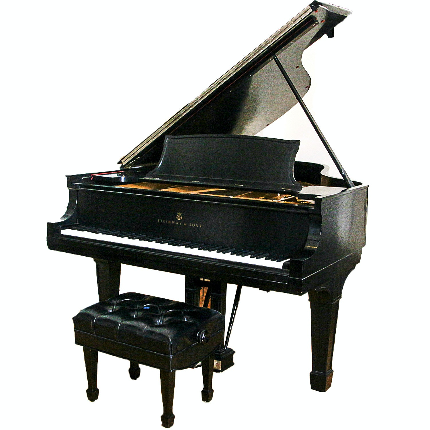 Steinway & Sons Grand Piano