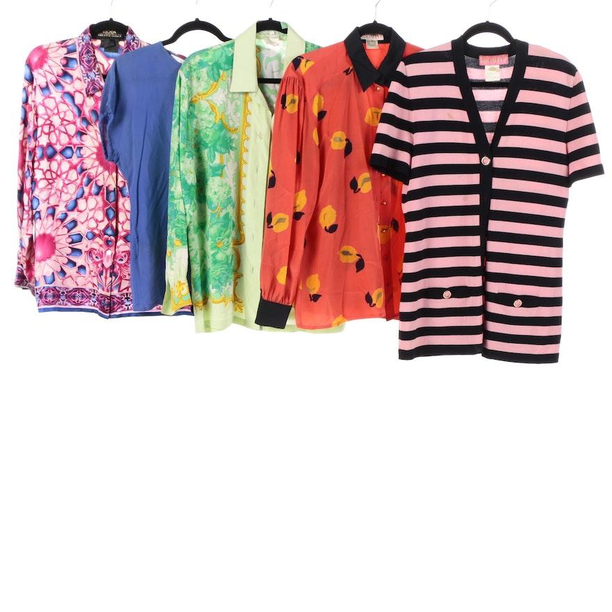 8f8eaae2698191 Women s Vintage Escada Brand Blouses and Sweater   EBTH