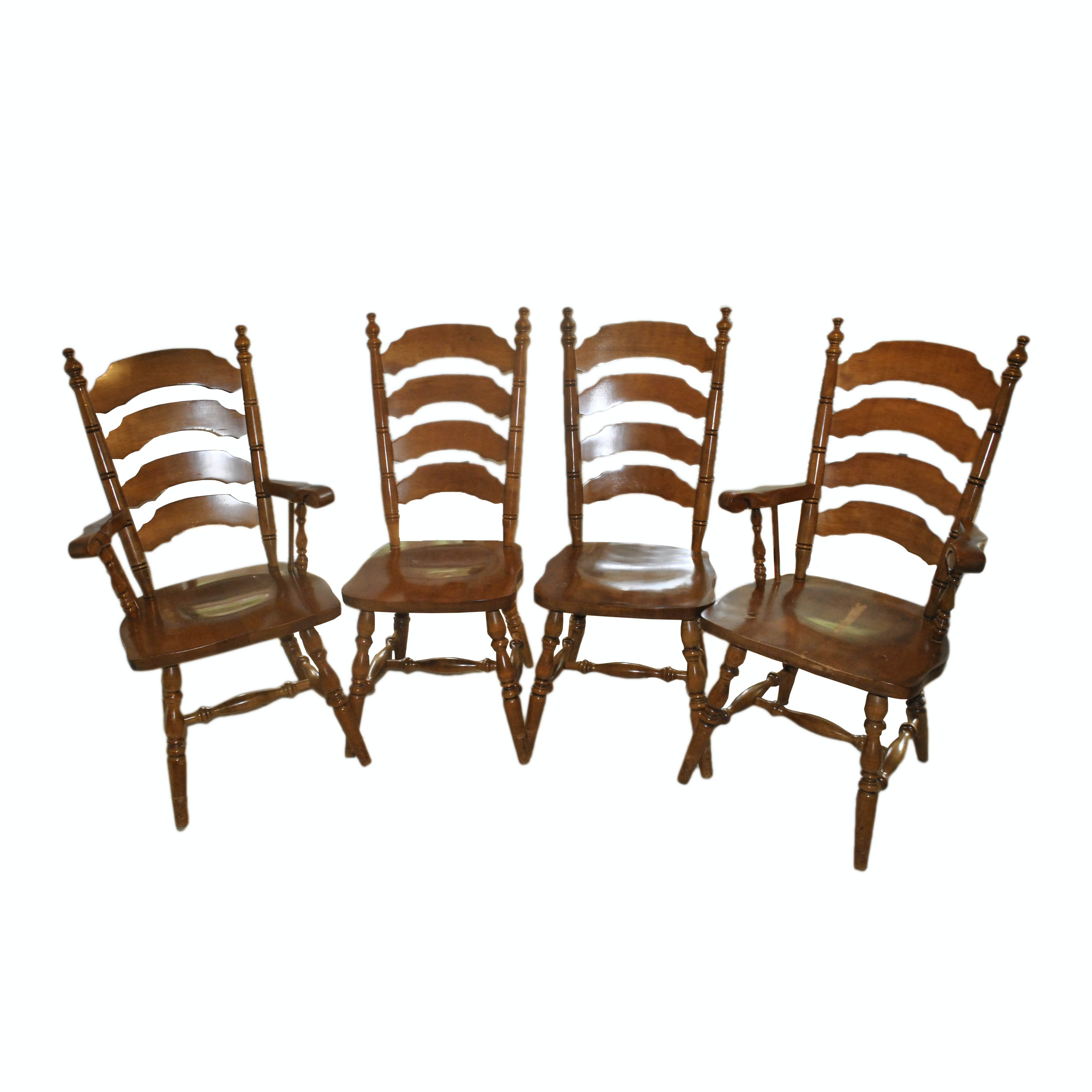 Ladder-Back Armchairs and Side Chairs