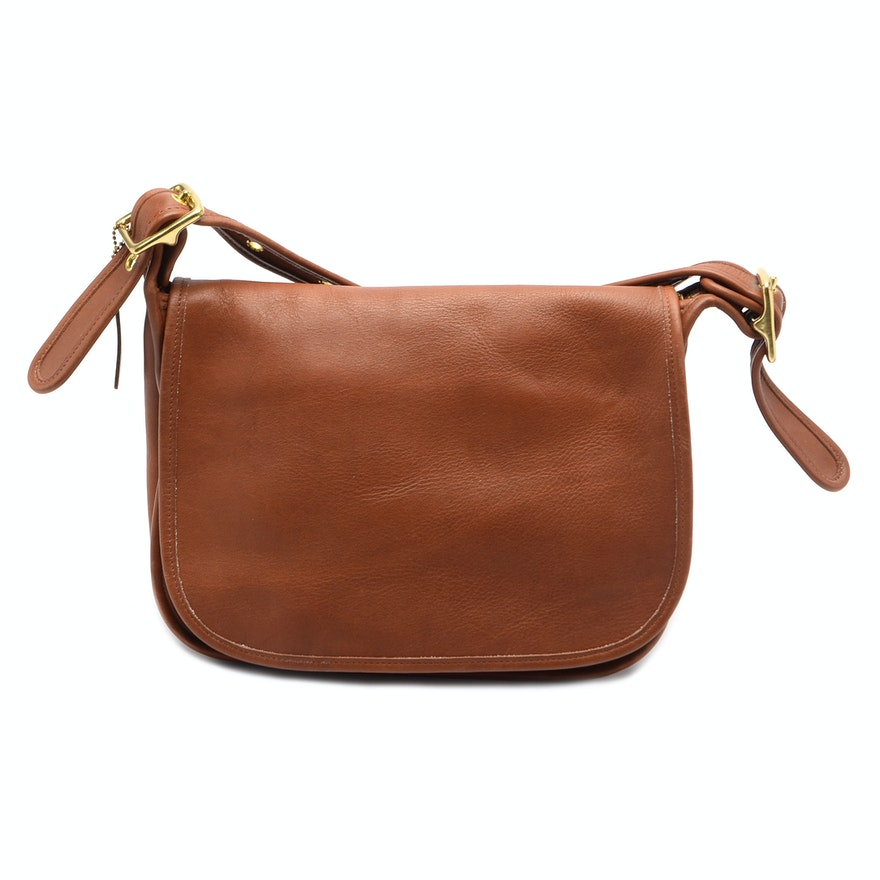 ac85e4ff463a Vintage Coach Patricia s Legacy Handbag   EBTH