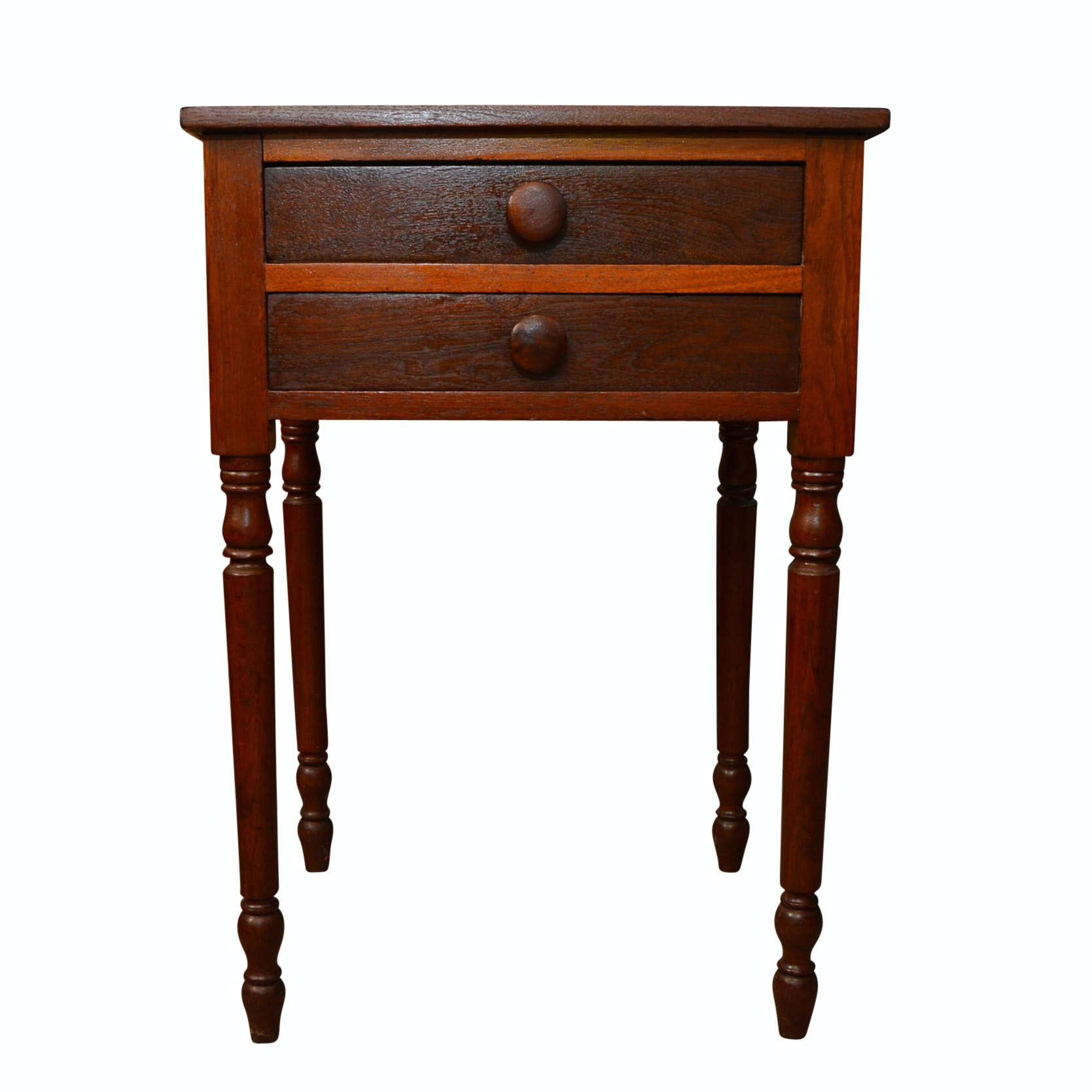 19th Century Sheraton Style Side Table