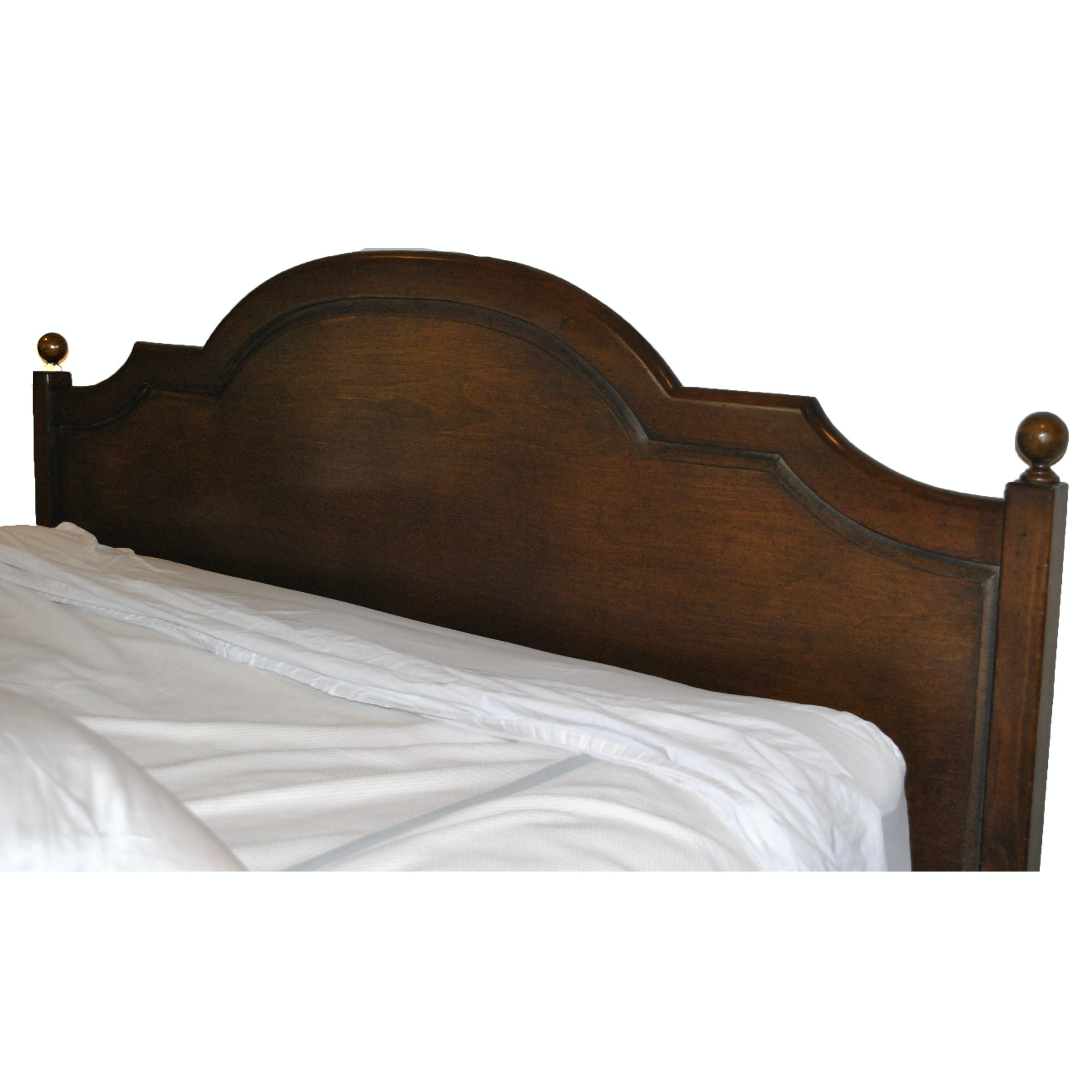 Contemporary King Size Headboard and Footboard