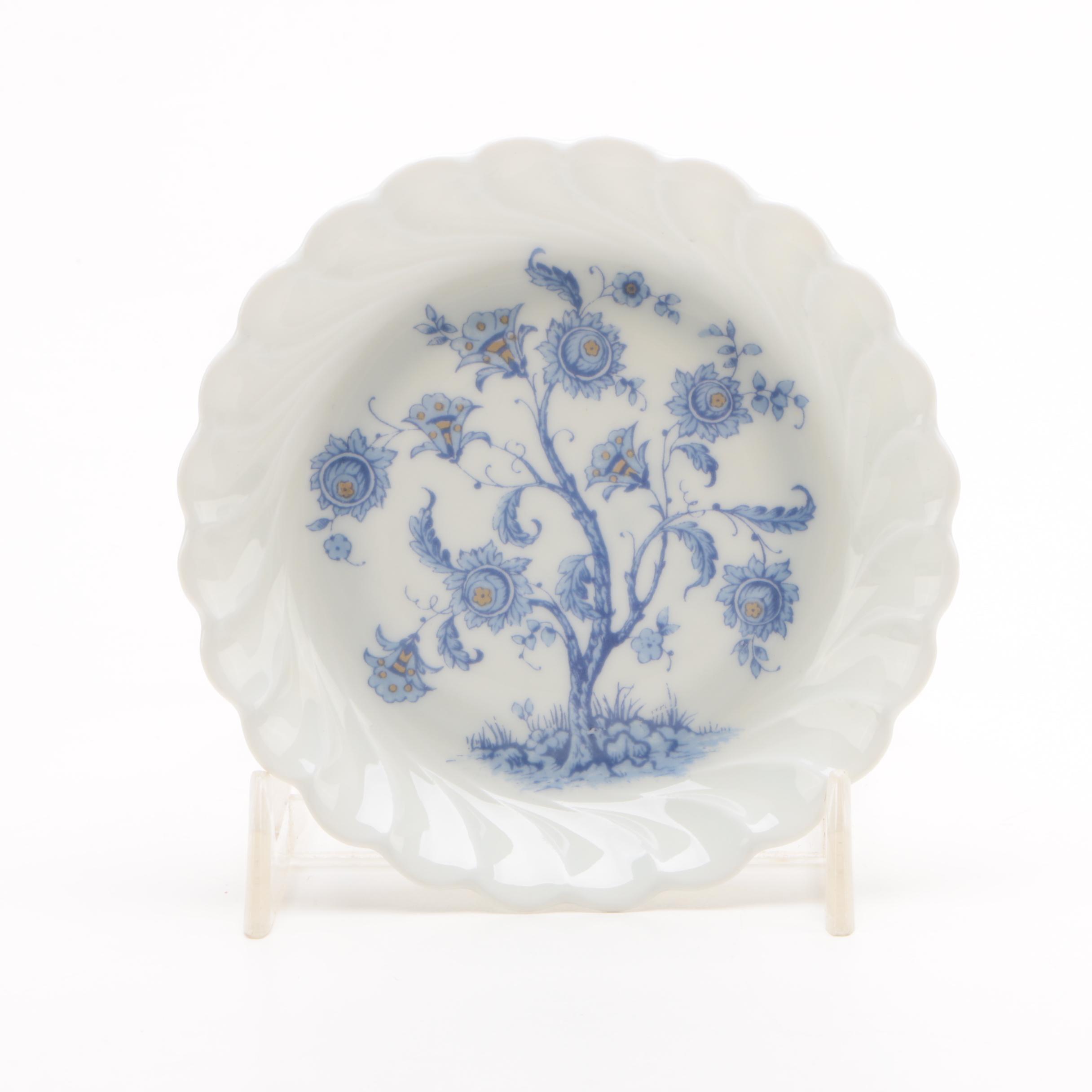 Vintage Signed Haviland Limoges Porcelain Dish