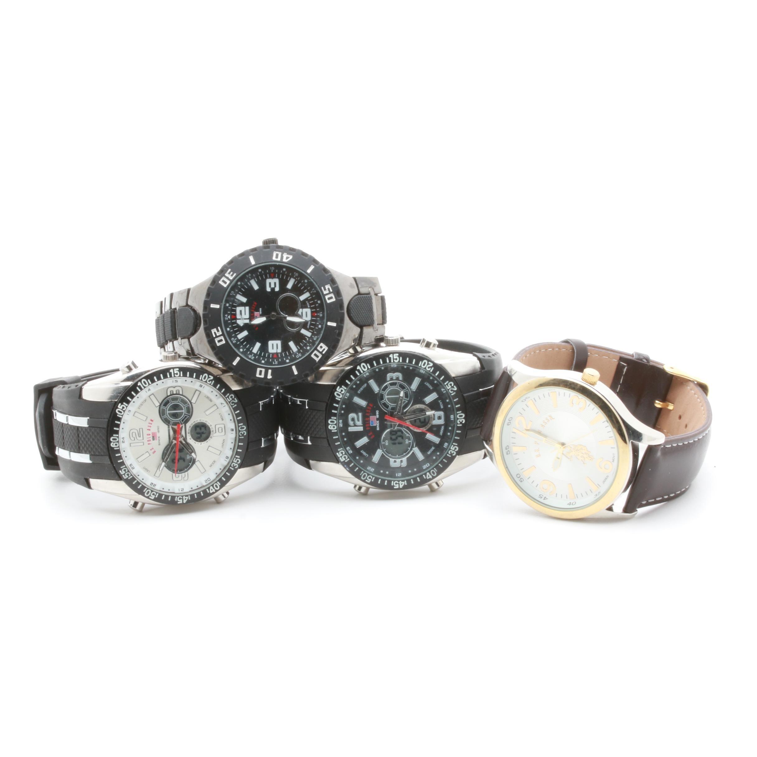 U.S. Polo ASSN Wristwatch Assortment