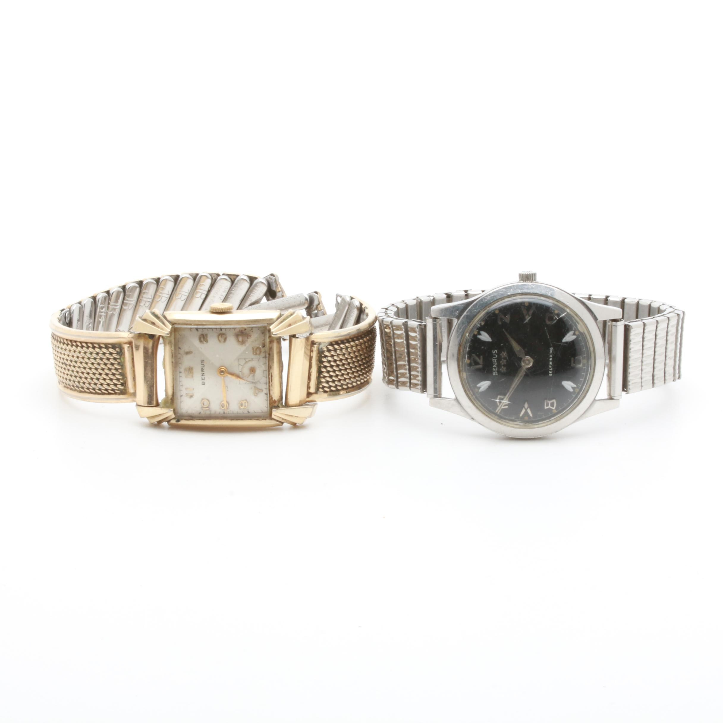 Vintage Benrus Wristwatches