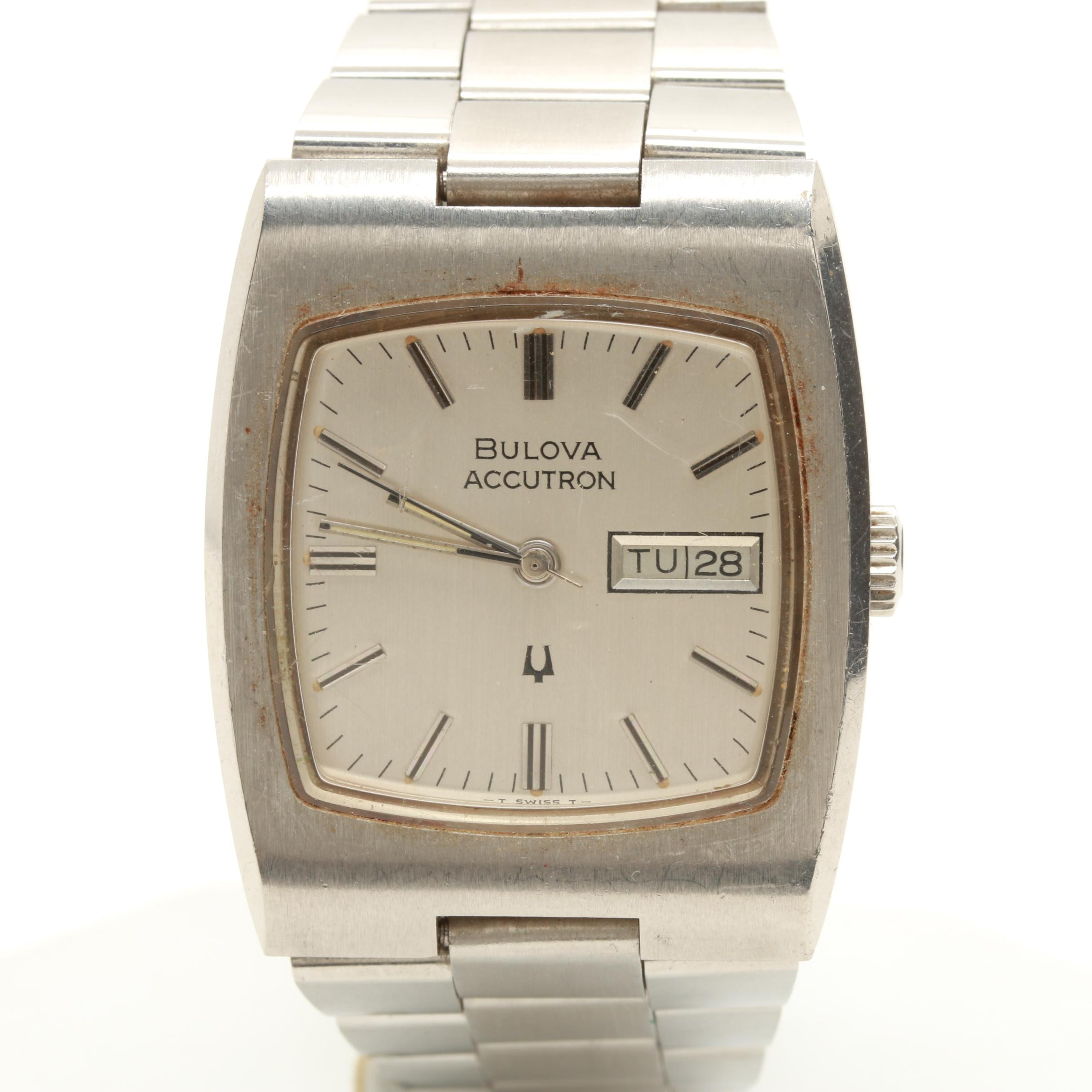 Bulova Accutron Wristwatch