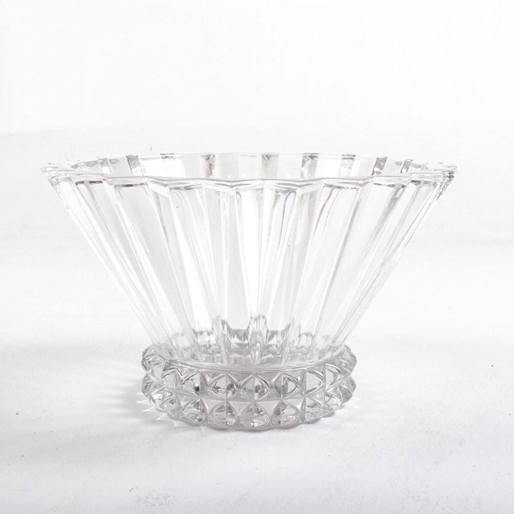 Rosenthal Crystal Centerpiece Bowl