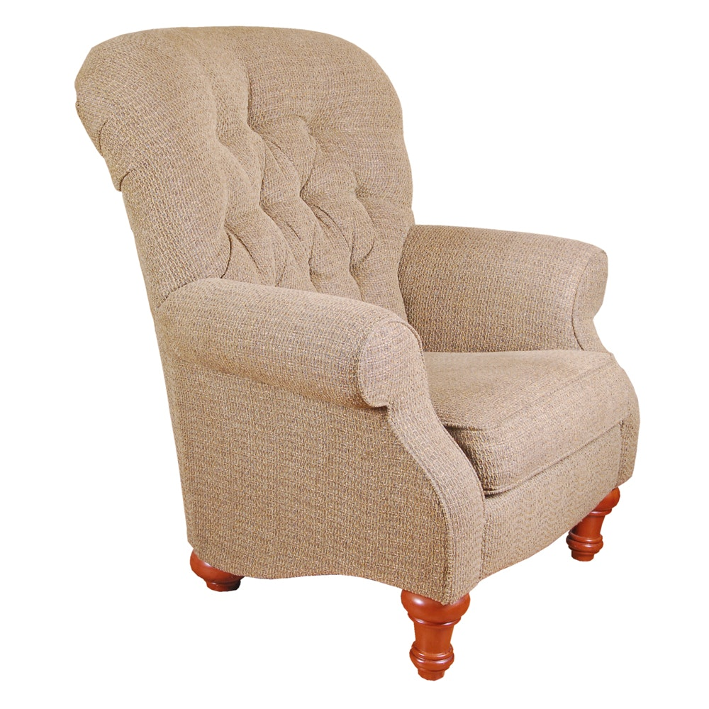 Contemporary Upholstered Armchair by La-Z-Boy