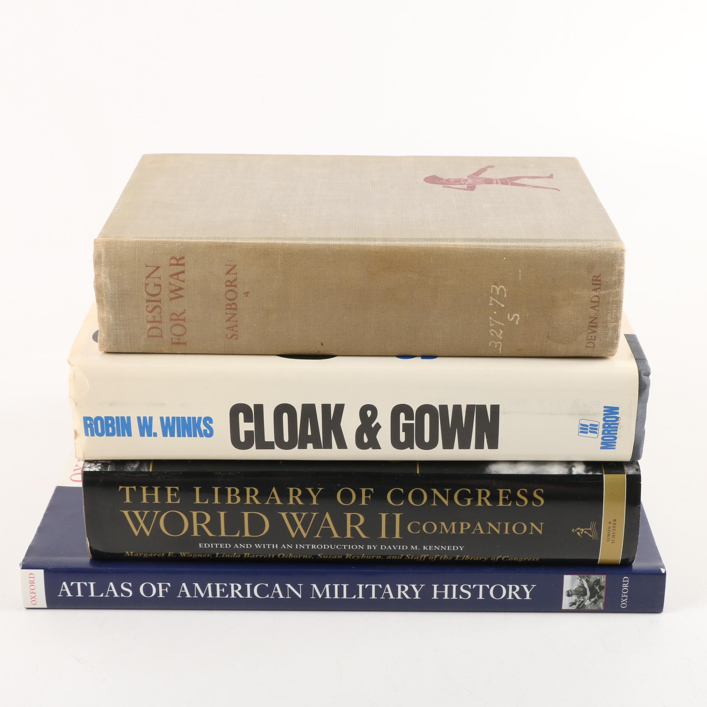 Books on War and Military History