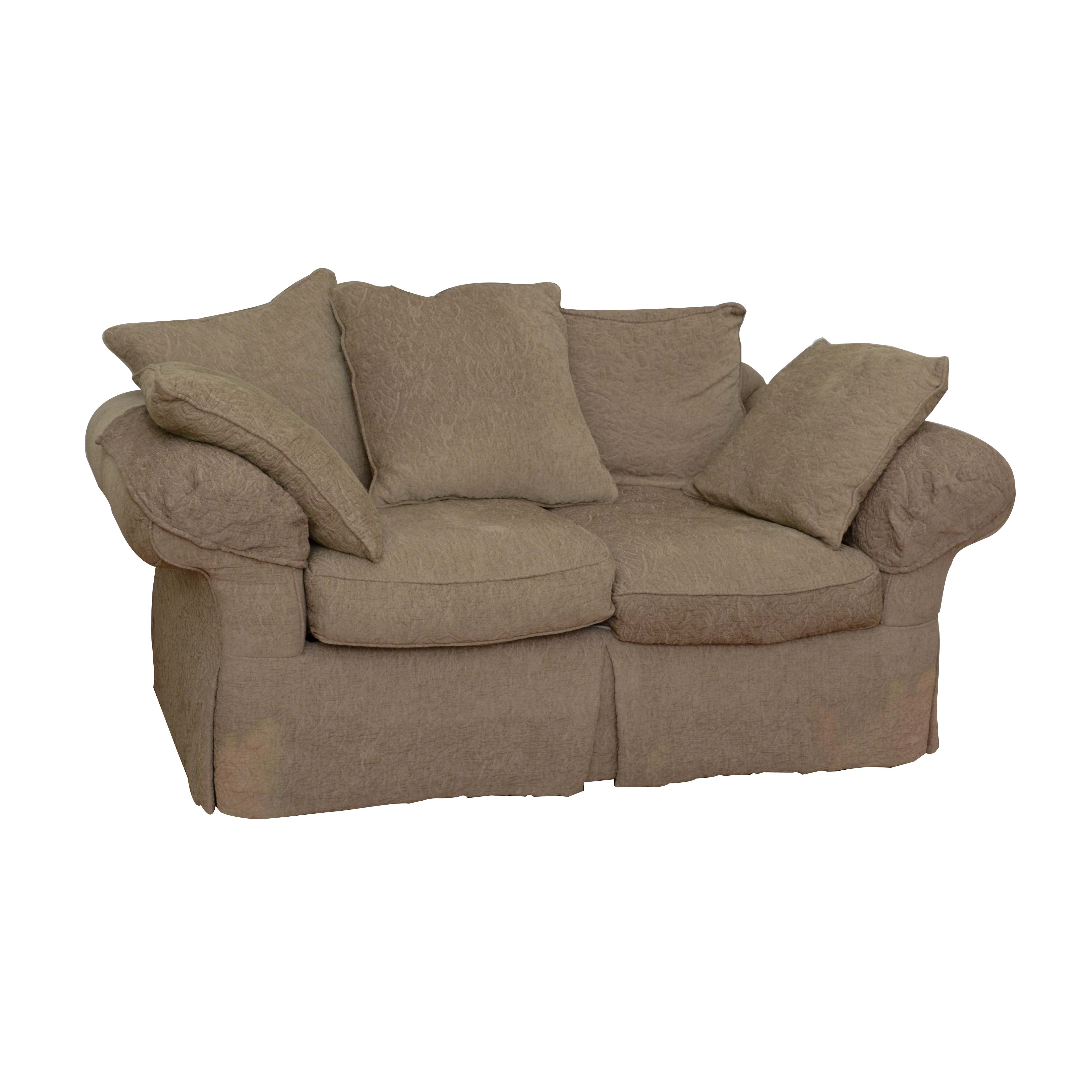 Upholstered Loveseat by Domain Home Furnishings