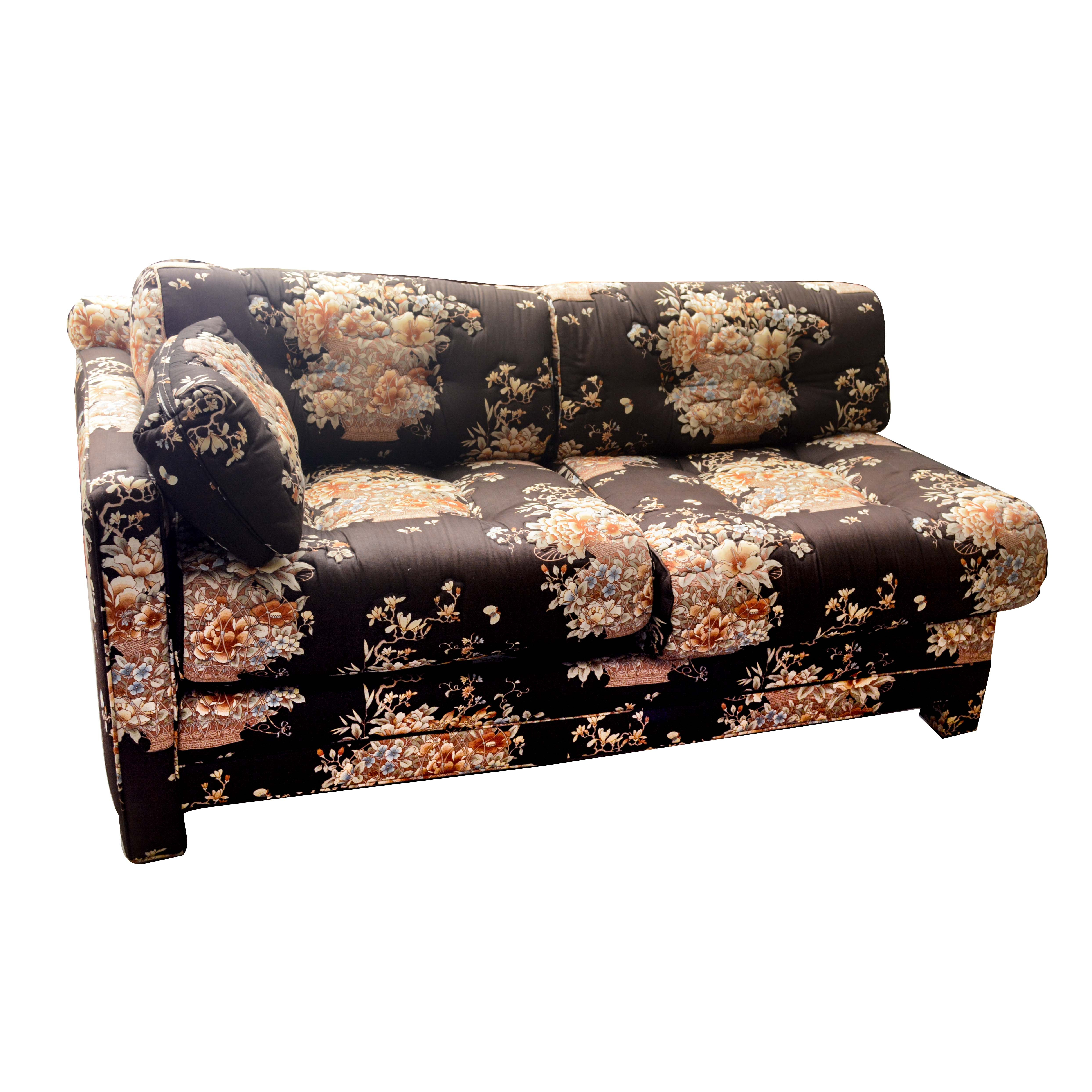 Upholstered Loveseat Sectional by Gilliam Furniture