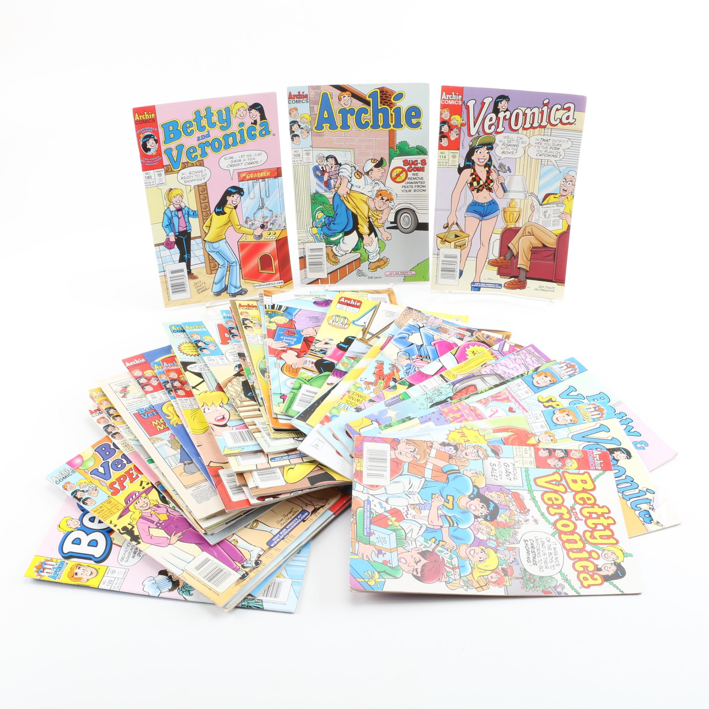 "Selection of ""Archie"" Comics"