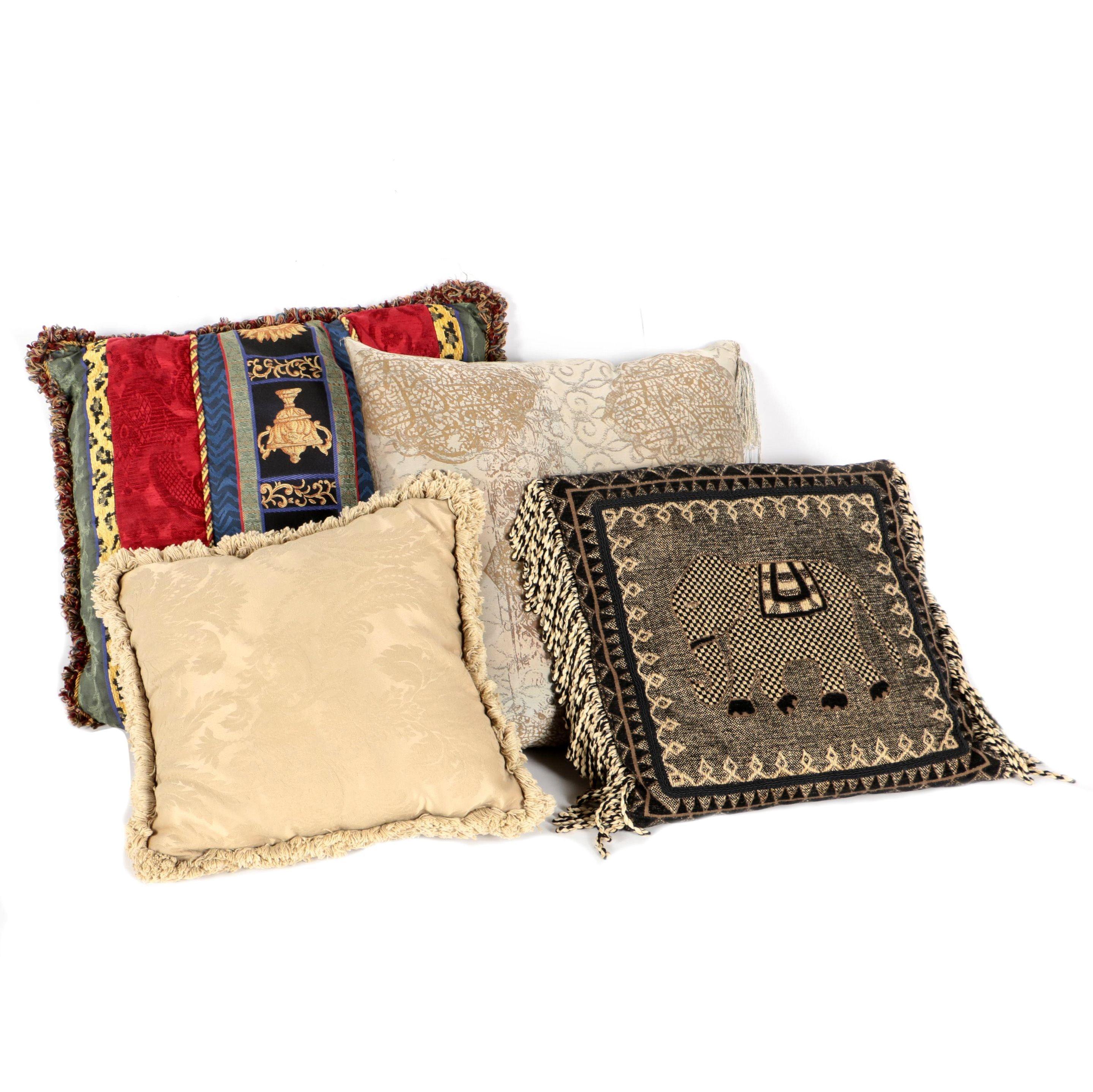 Toss Pillow Assortment