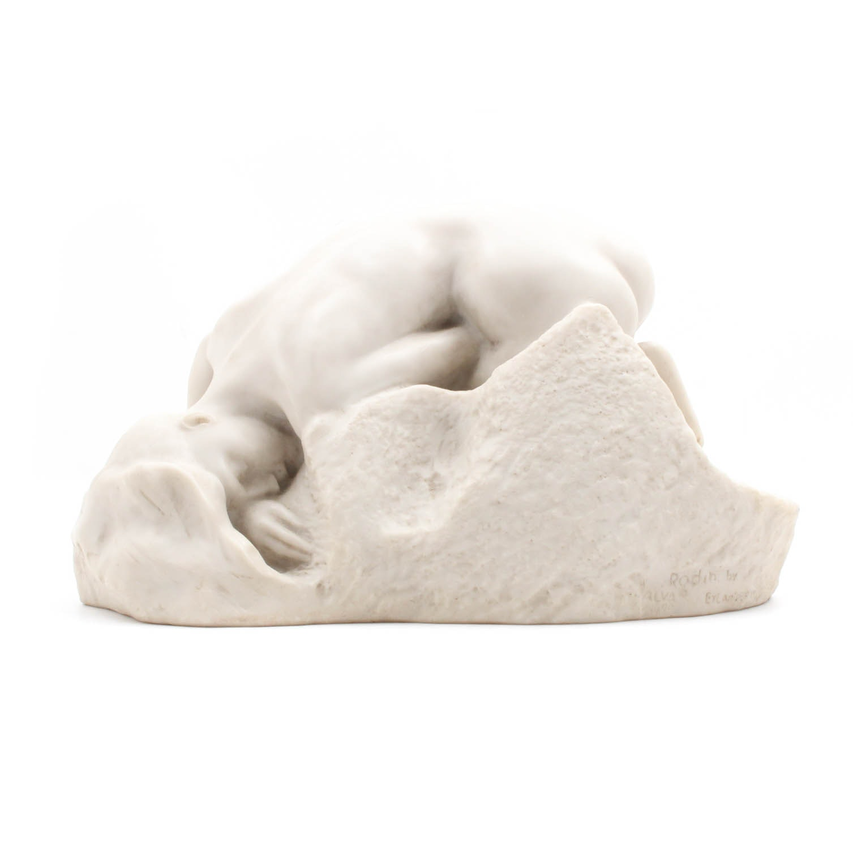 "Facsimile ""La Danaid"" After Auguste Rodin"