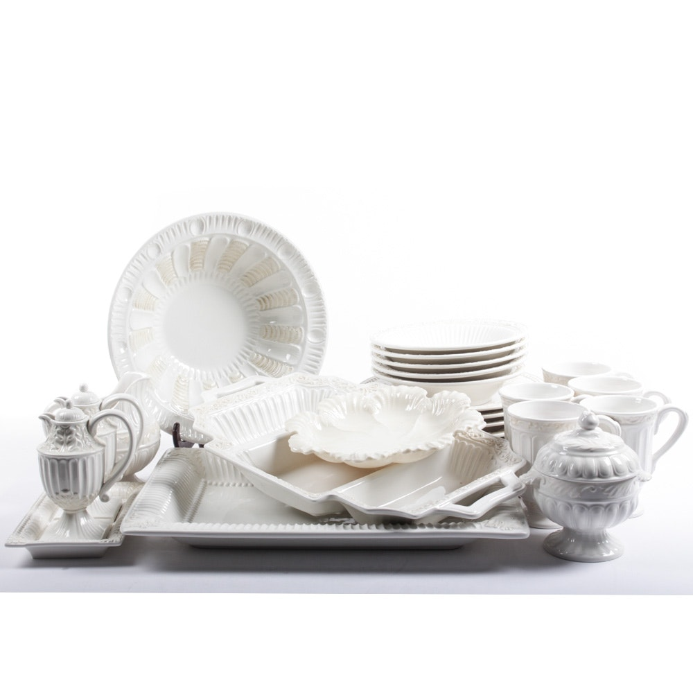 Collection of Lenox Ceramic Tableware