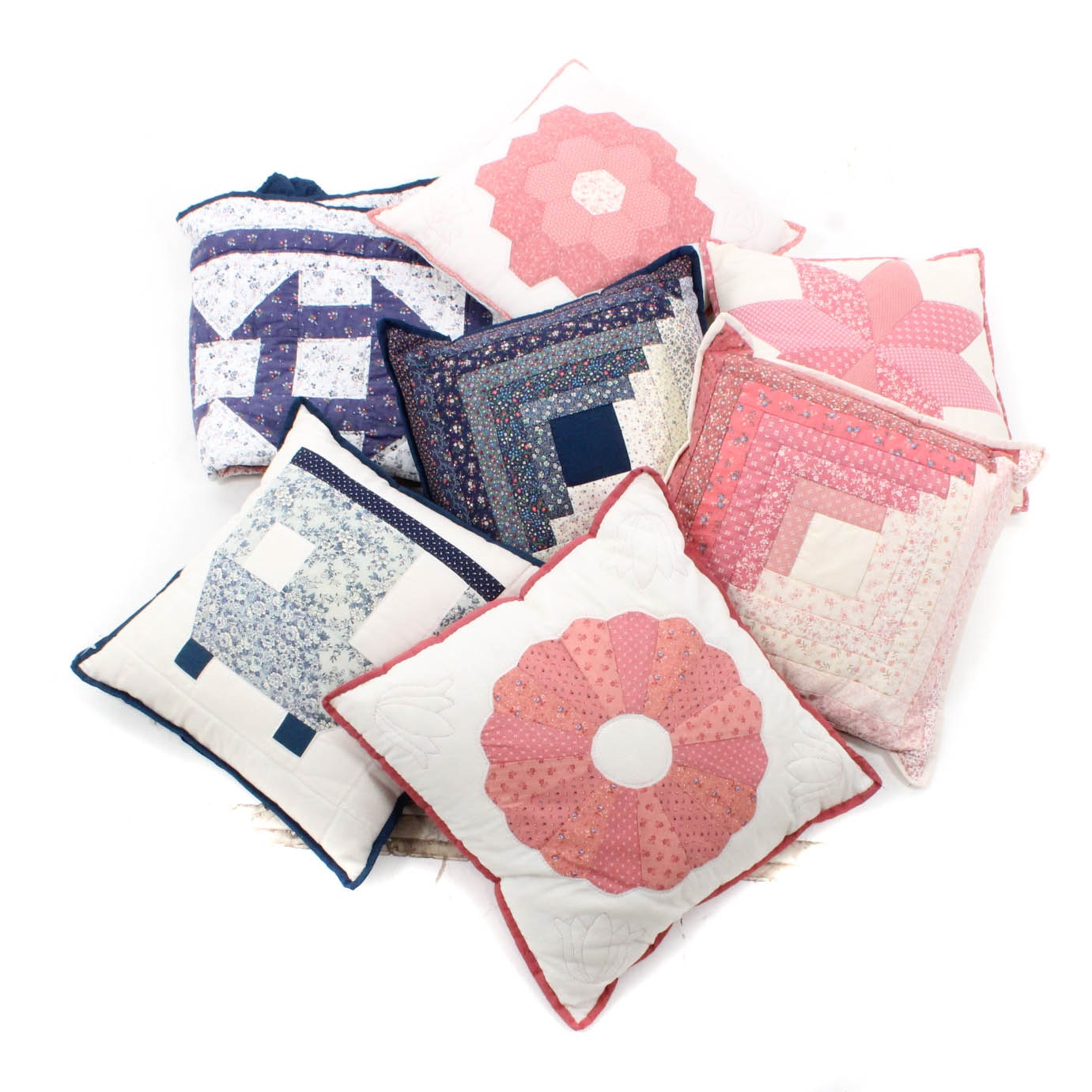 Collection of Quilts and Pillows