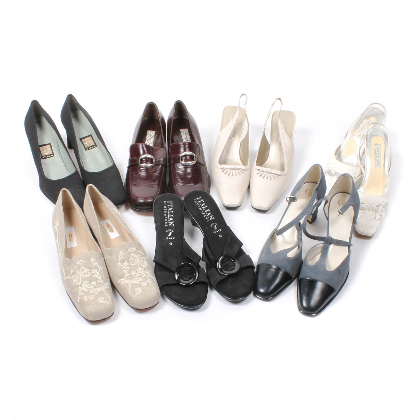 Women's Shoes Including Lord & Taylor
