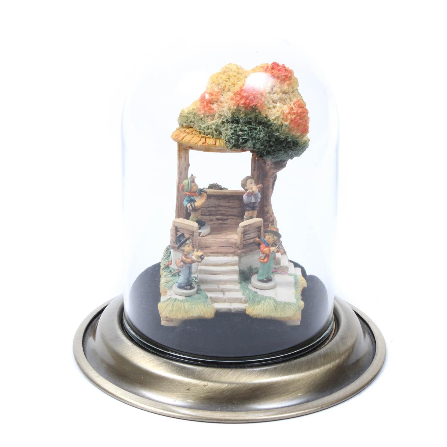 """Goebel """"Kinderway"""" Miniature Figures"""