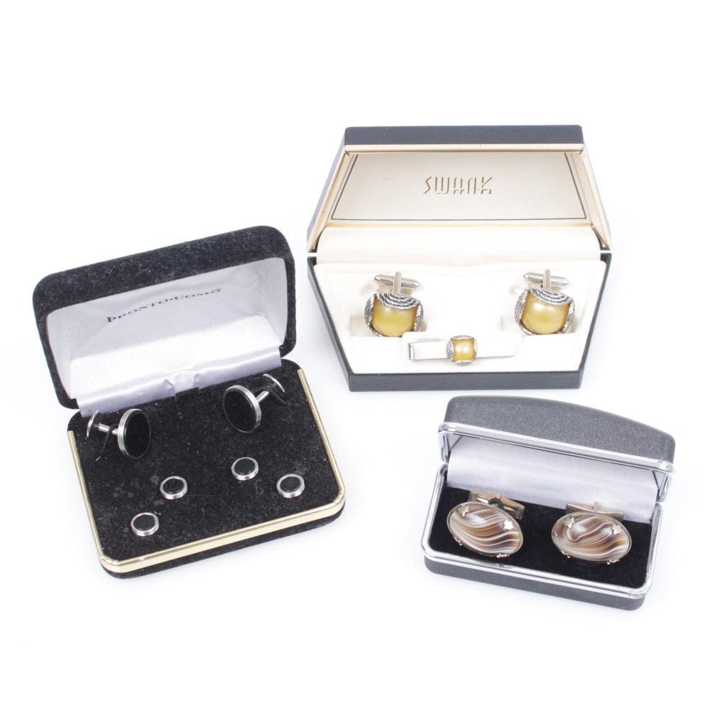 Men's Cufflinks and Accessories