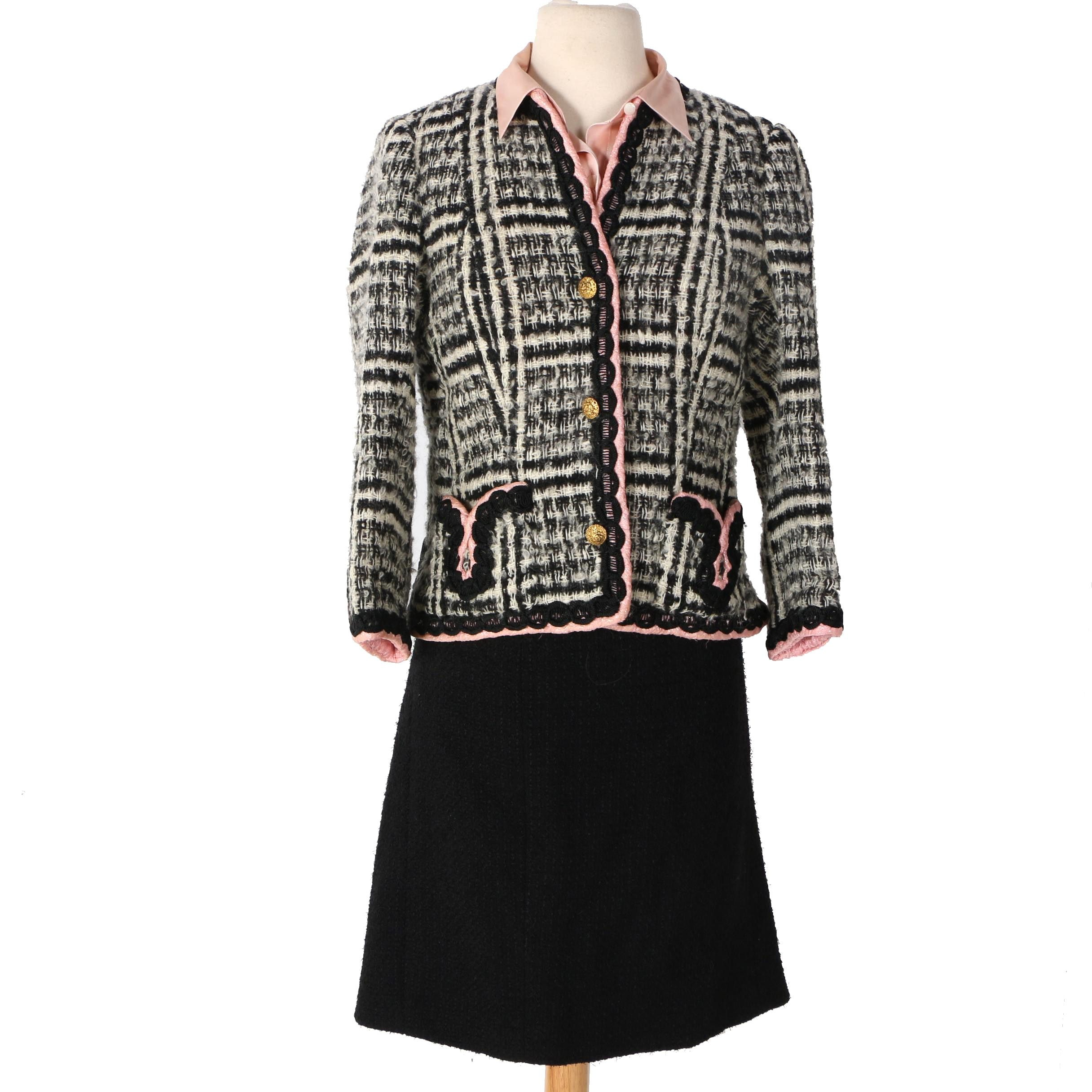 Women's Chanel Separates and Knit Jacket