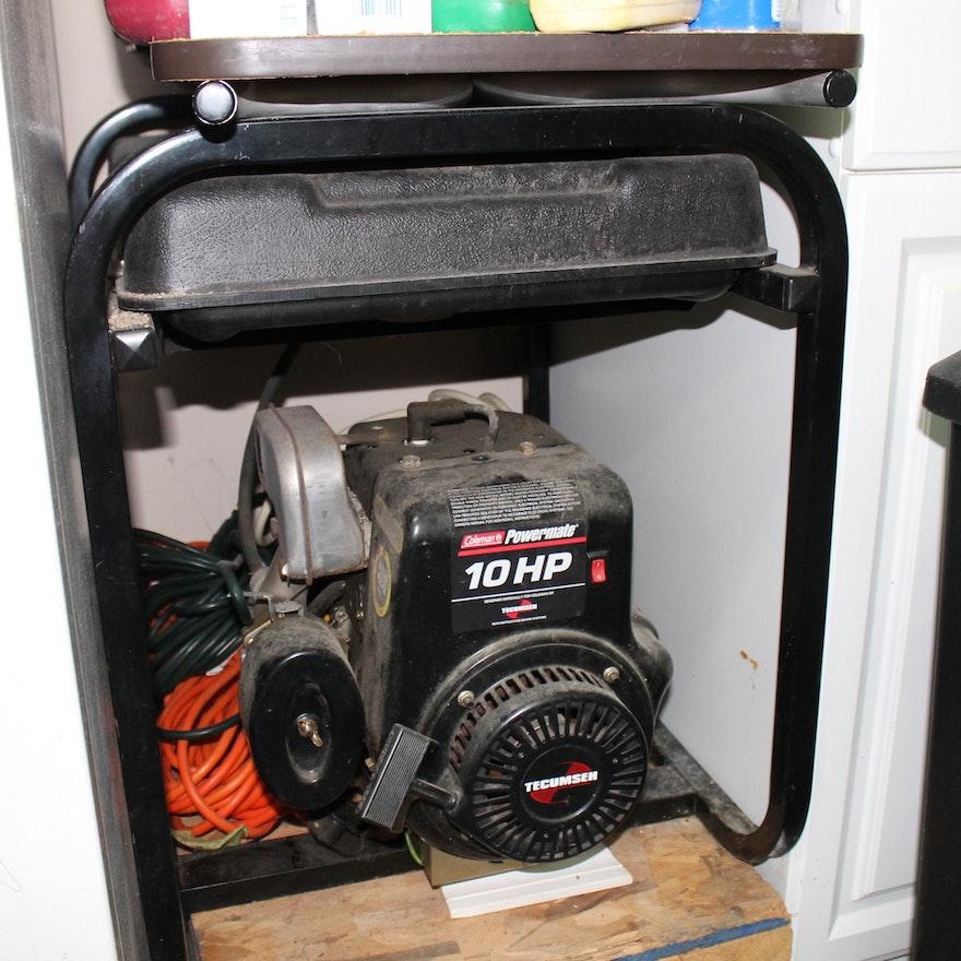 Coleman 10 HP Powermate Generator