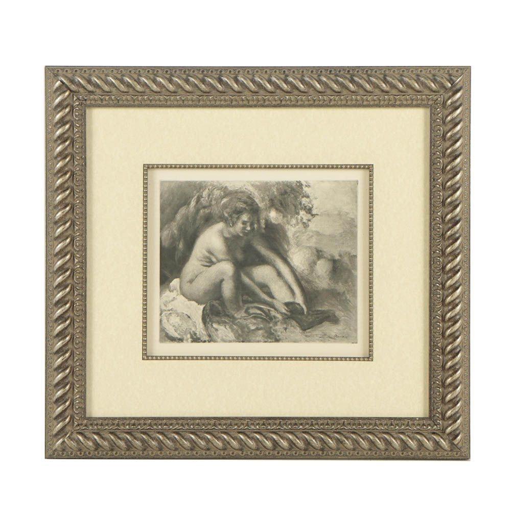 After Pierre-Auguste Renoir Heliogravure