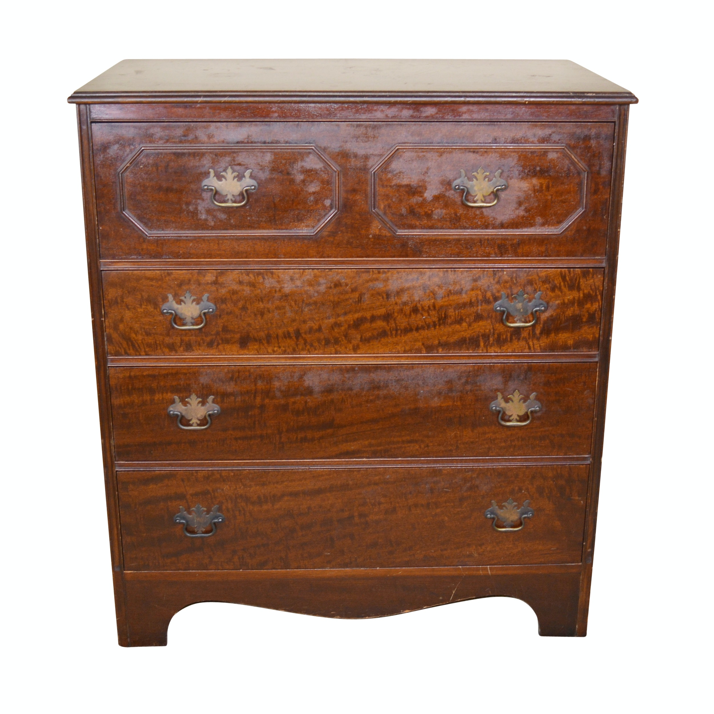 Superb Chest Of Drawers By The Robert Mitchell Furniture Co.