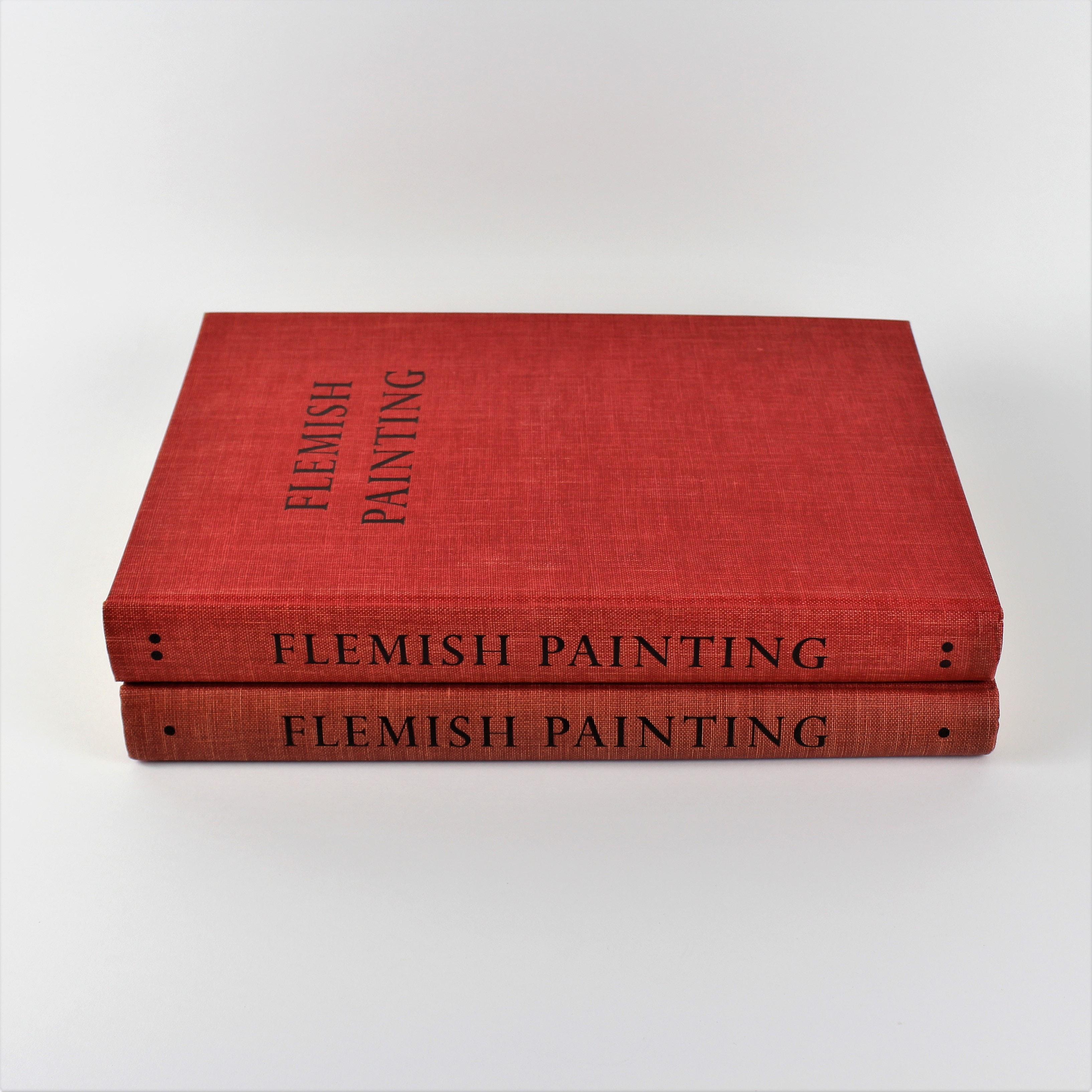 Flemish Painting Two Volumn Set