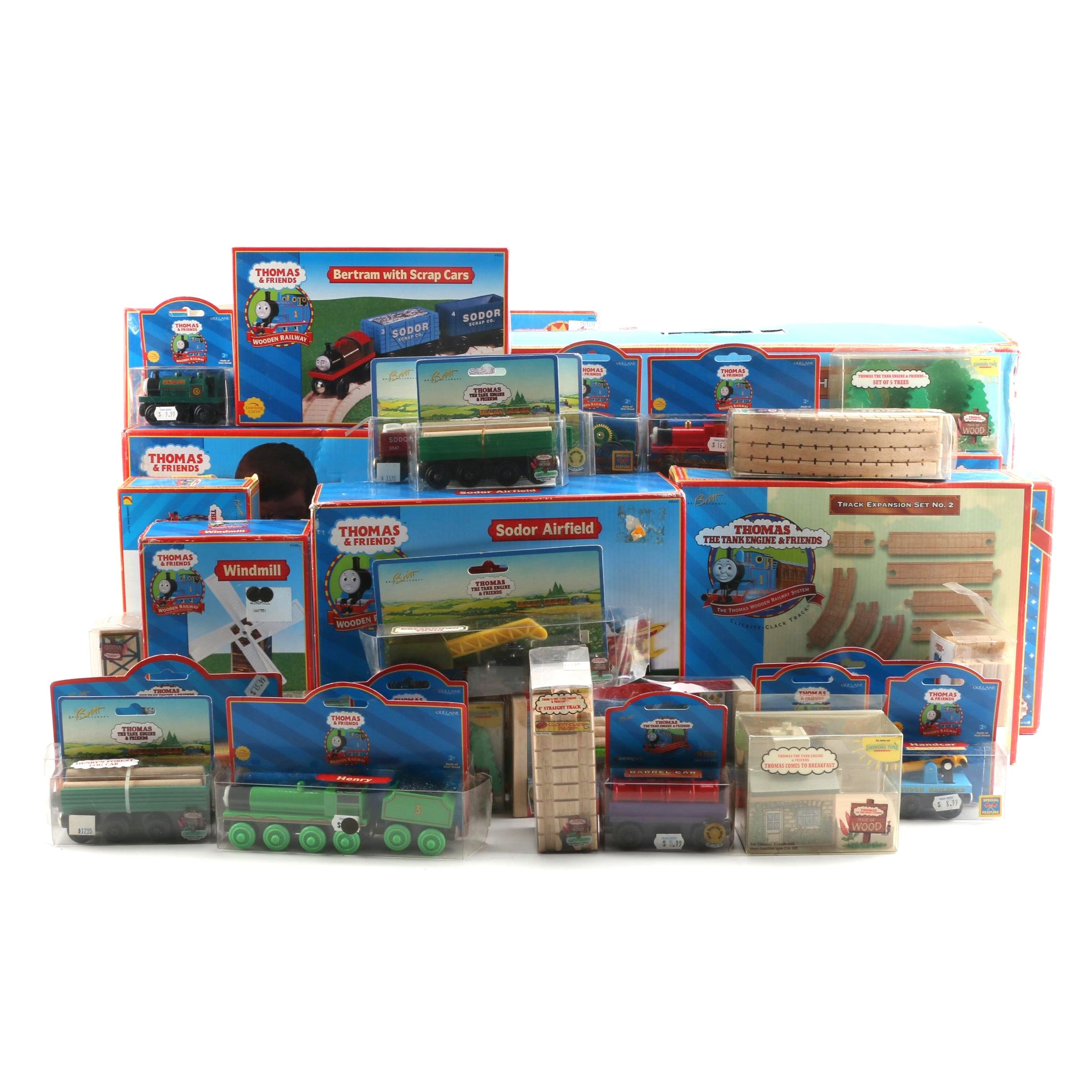 Thomas the Tank Engine & Friends Sets