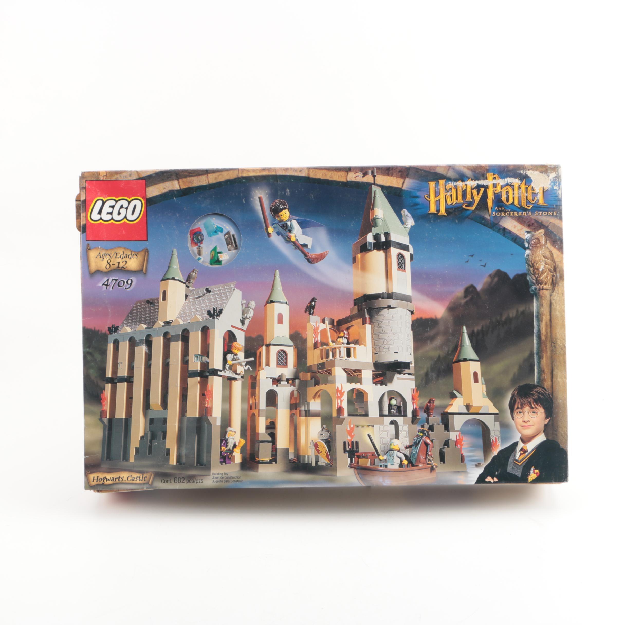 "LEGO ""Harry Potter"" Hogwarts Castle Set"