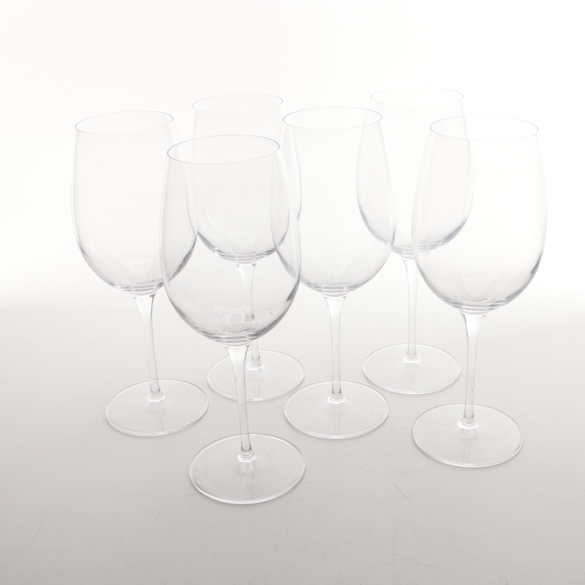 """Luigi Bormioli """"Crescendo"""" Bordeaux Wine Glasses"""