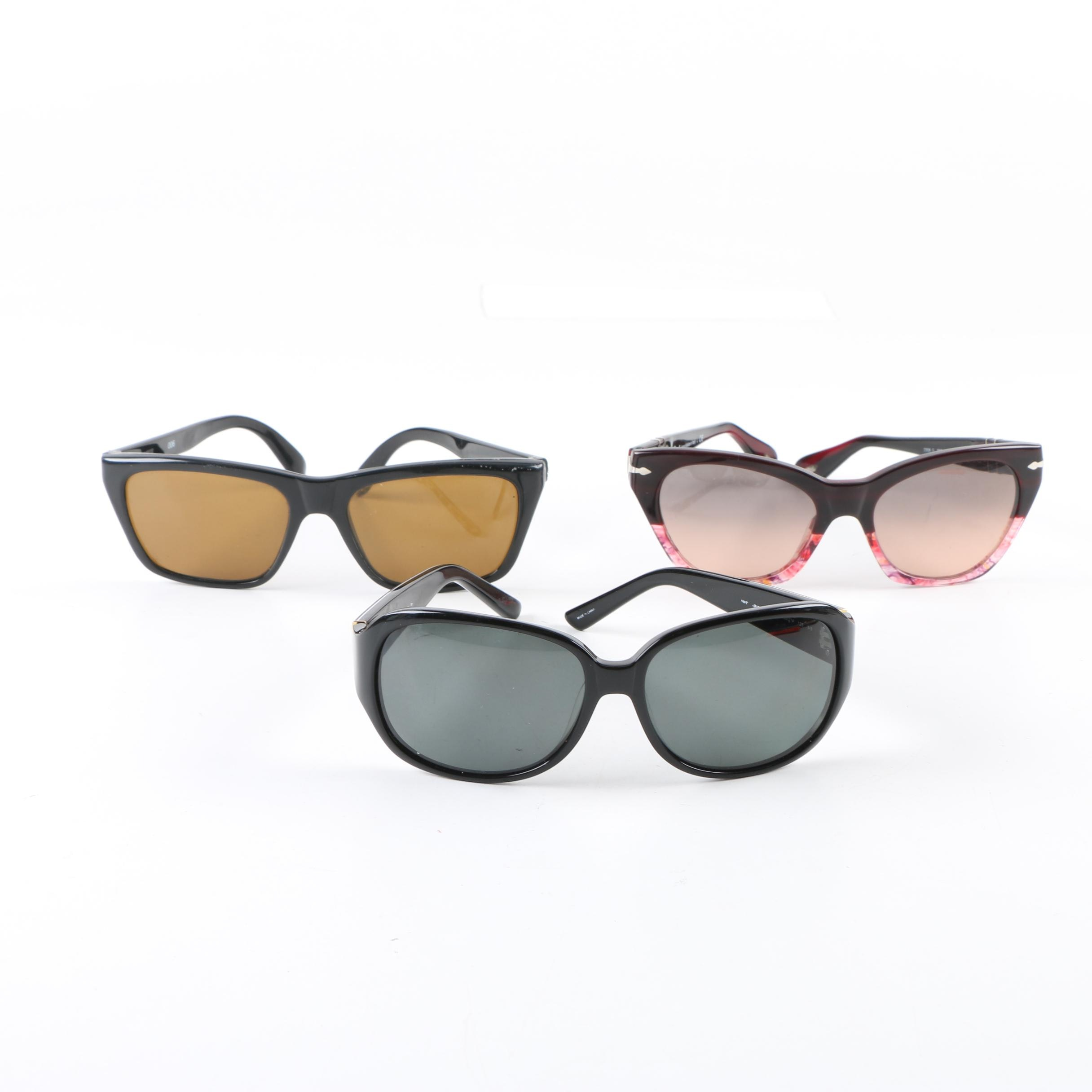 Women's Kate Spade New York, Persol and Vuarnet Sunglasses