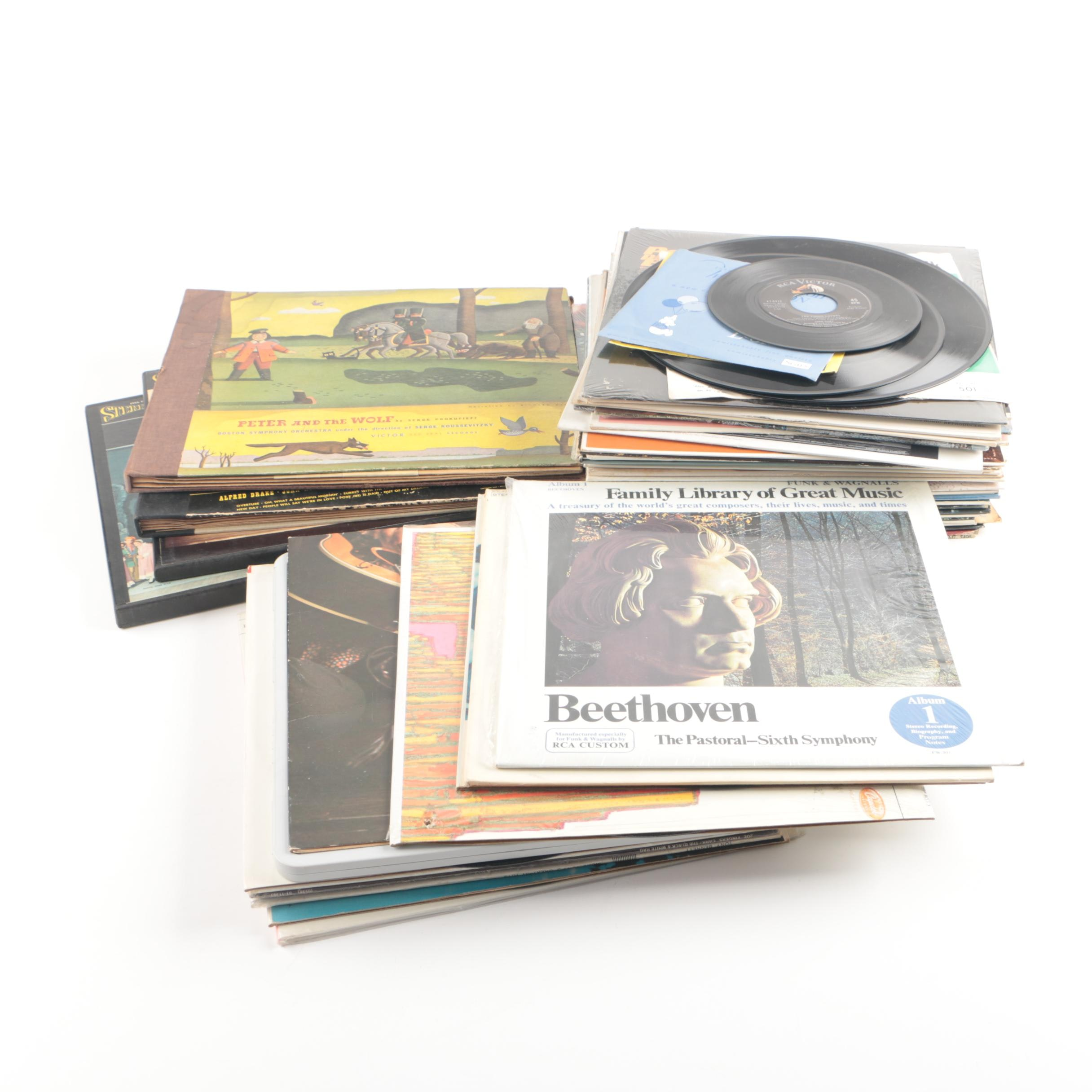 Broadway and Big Band Albums Including Rodgers and Hammerstein