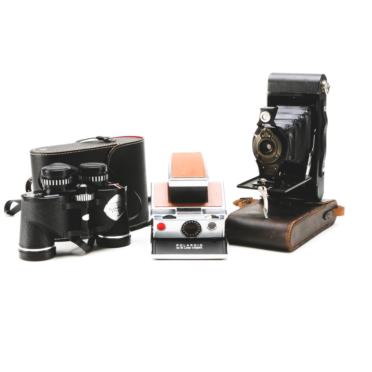 Pair of Vintage Cameras