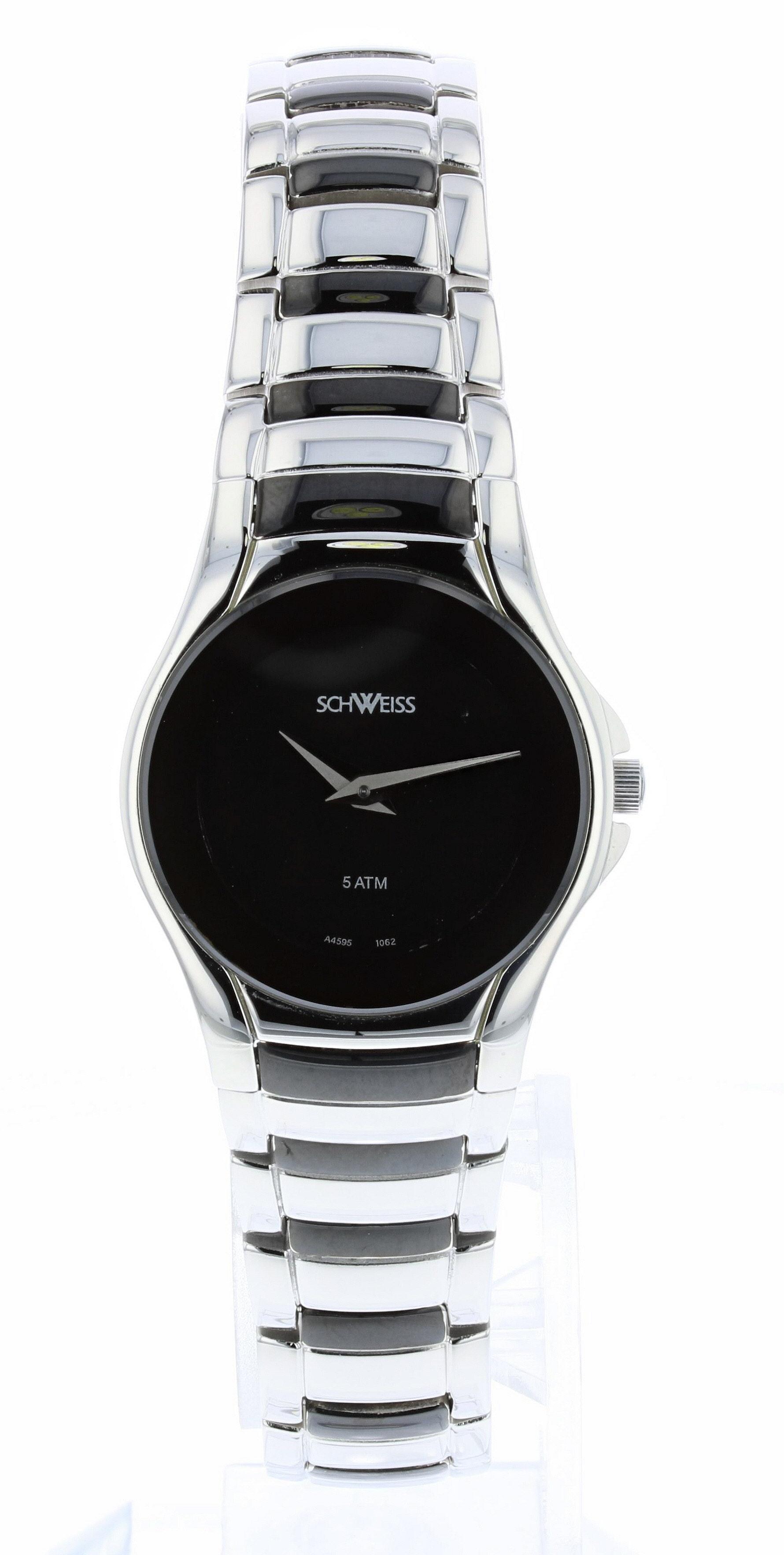 Schweiss Stainless Steel Wristwatch