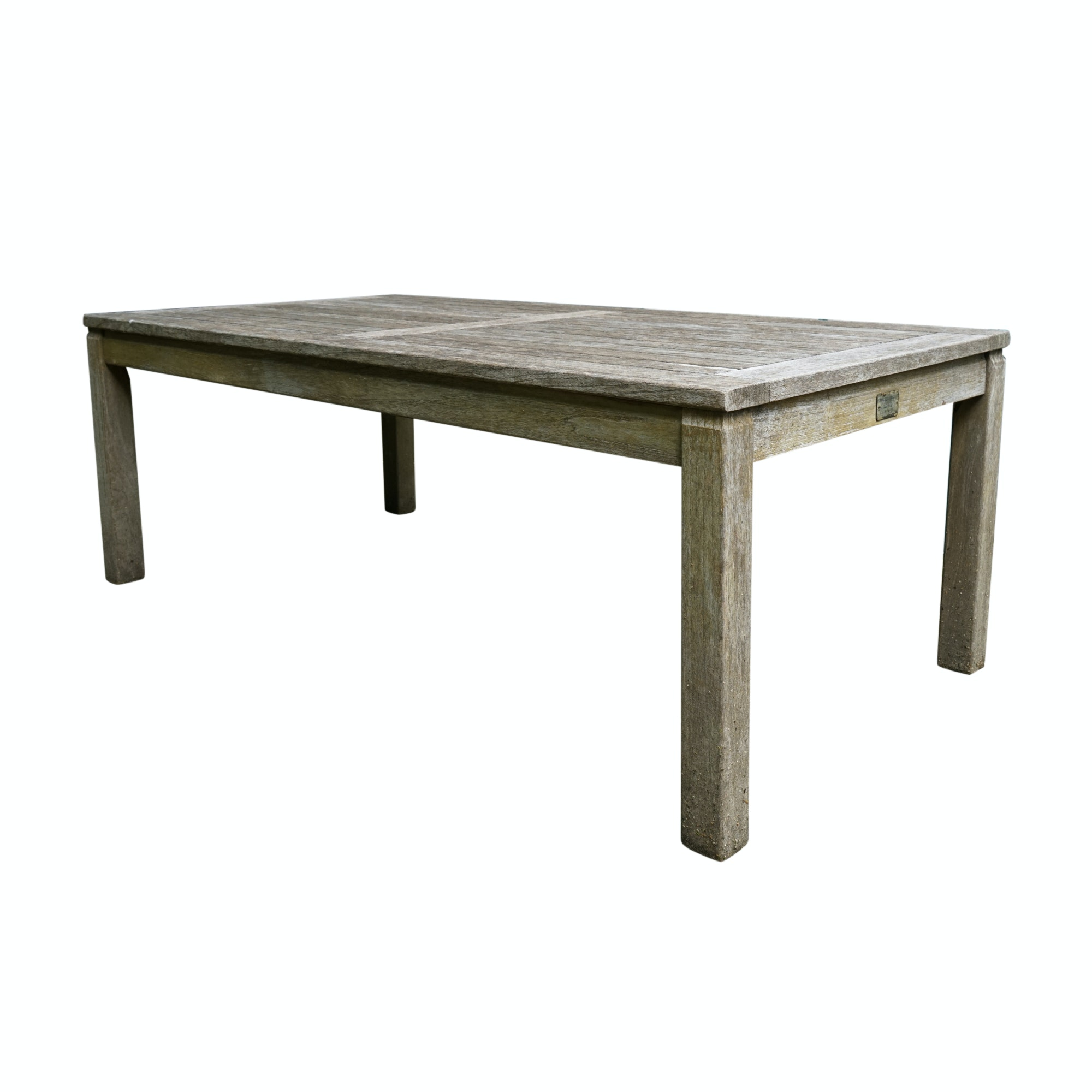 Gloster Patio Coffee Table