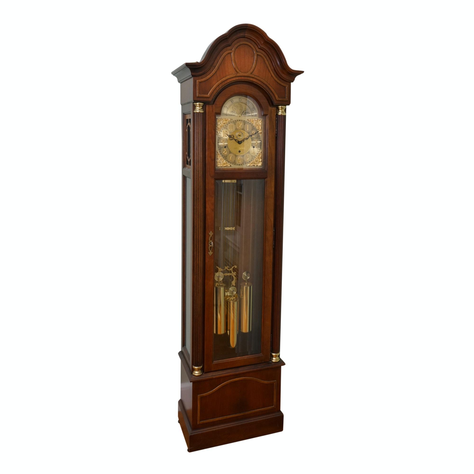 Howard Miller Triple Chime Grandfather Clock