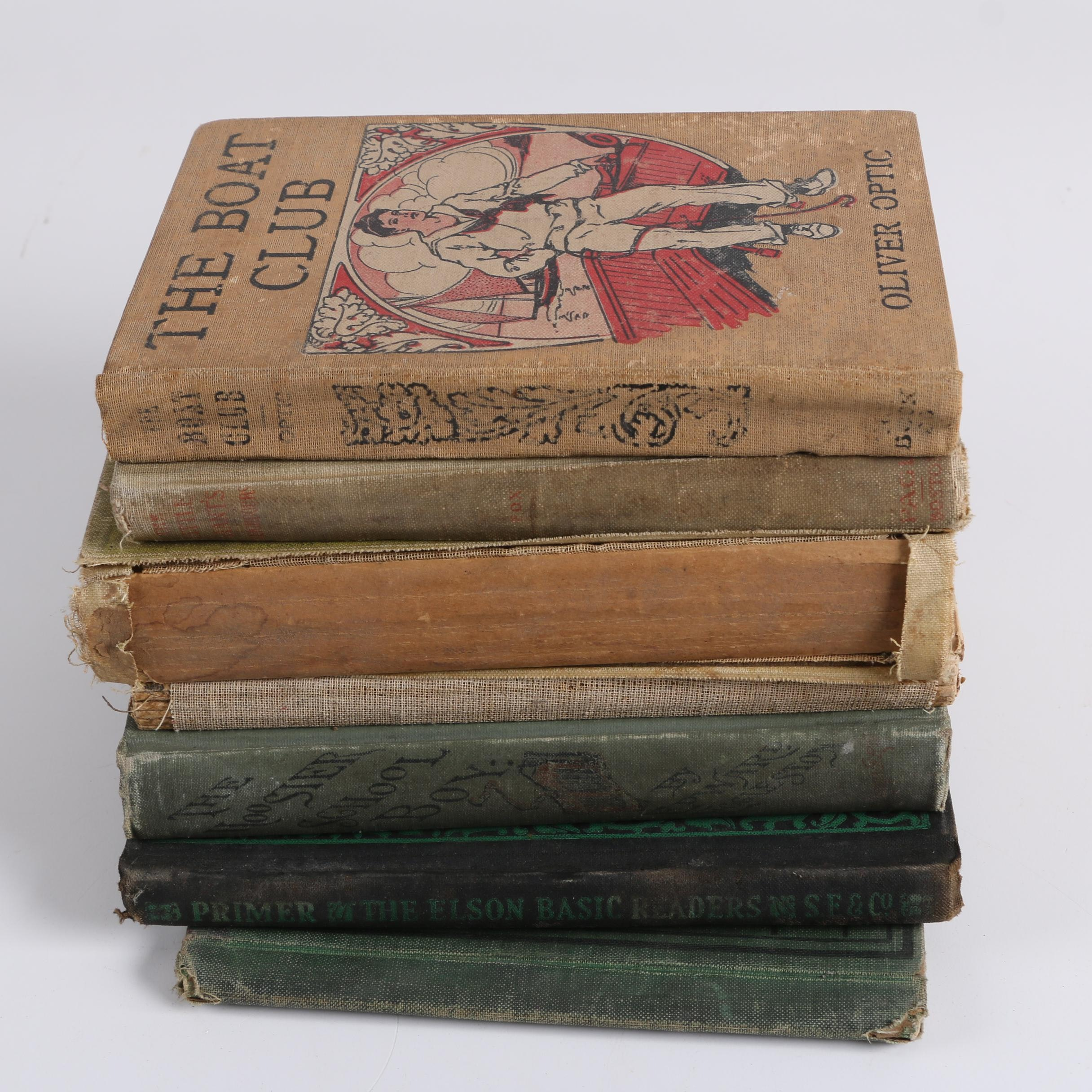 Children's Vintage and Antique Books