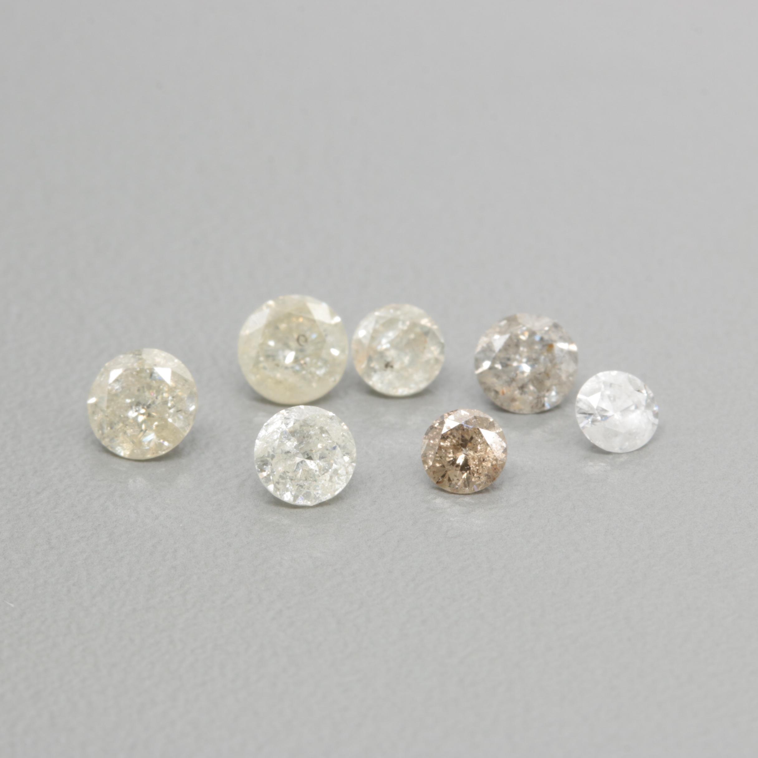 Loose 2.16 CTW Diamond Assortment