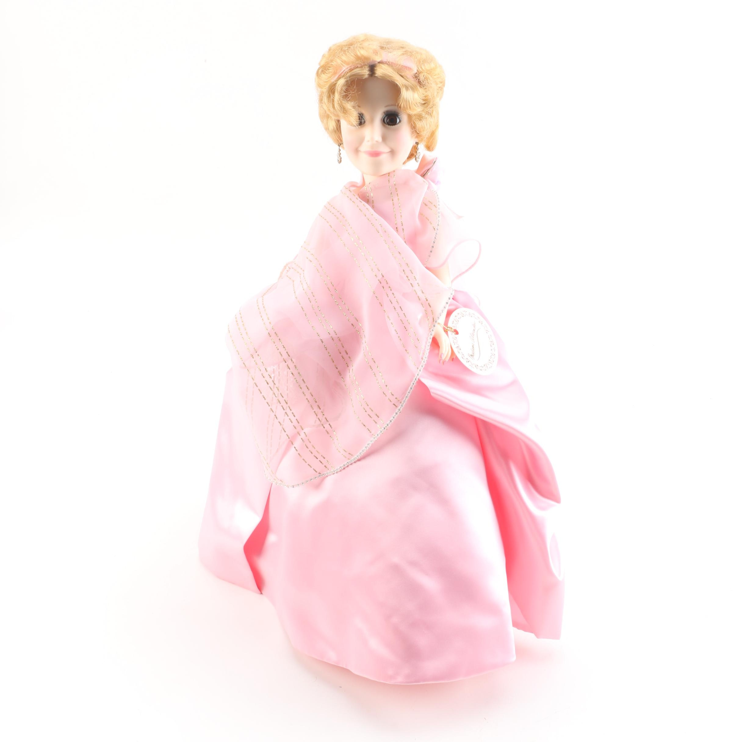 "1984 Madame Alexander ""Self Portrait"" Vinyl Doll"