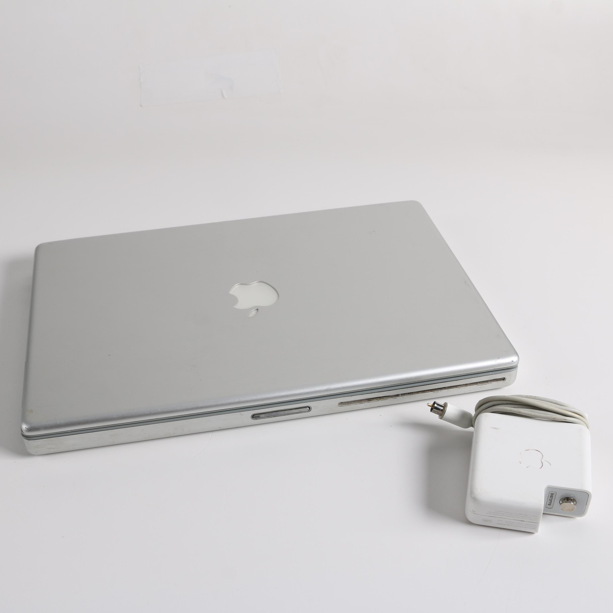 Apple PowerBook G4 Laptop Computer