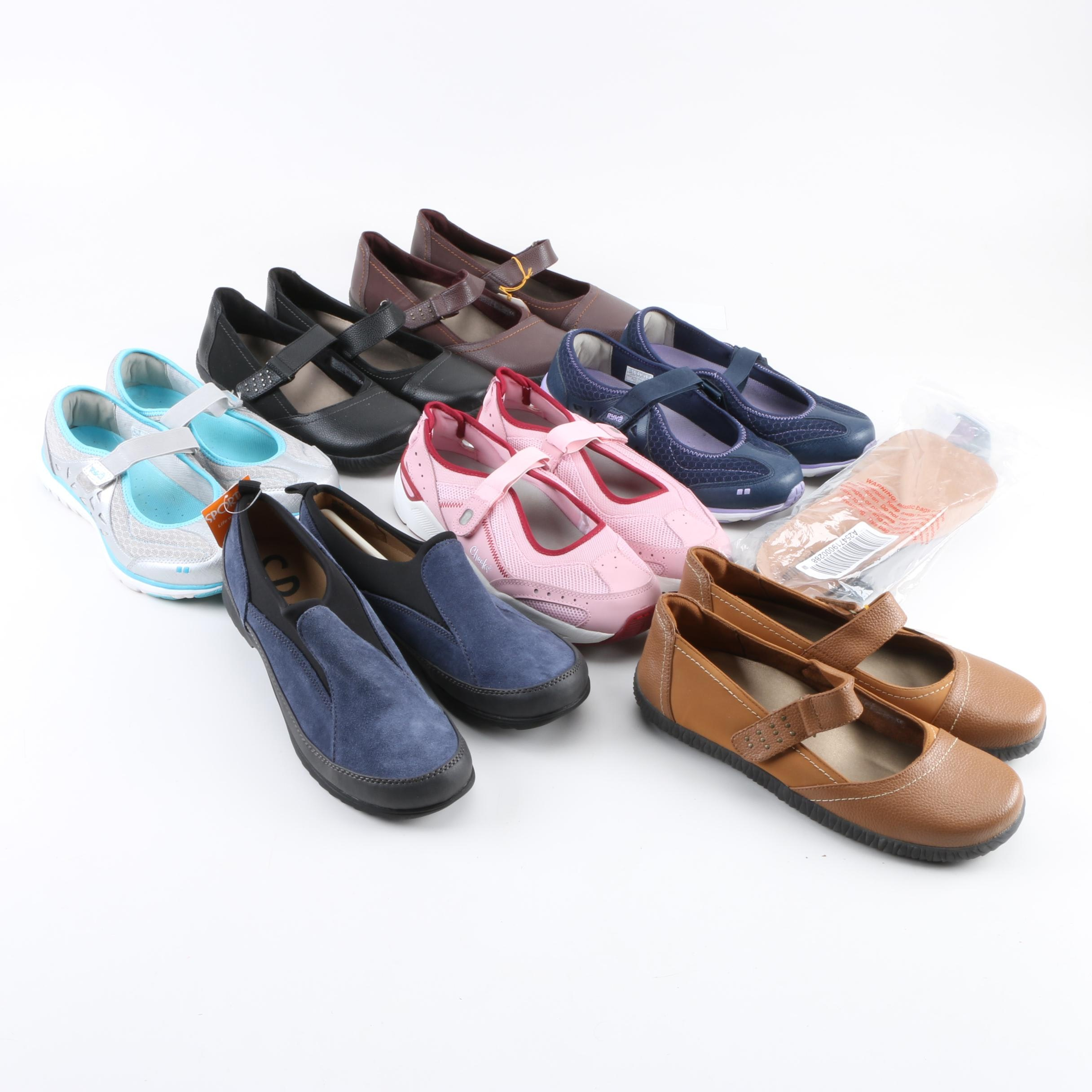 Women's Orthopedic Flats, Sneakers and Insoles