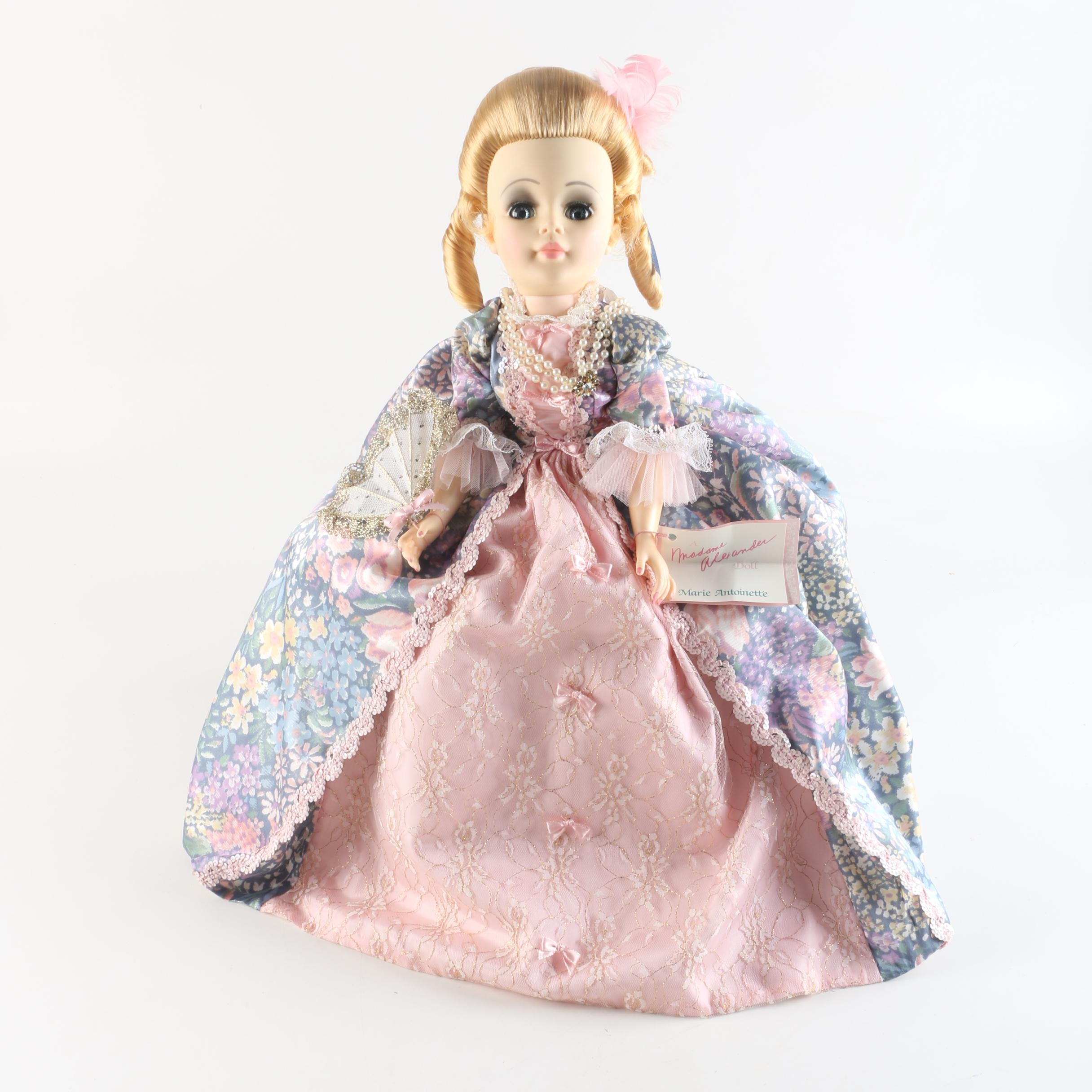 "Madame Alexander ""Marie Antoinette"" Portrait Doll"