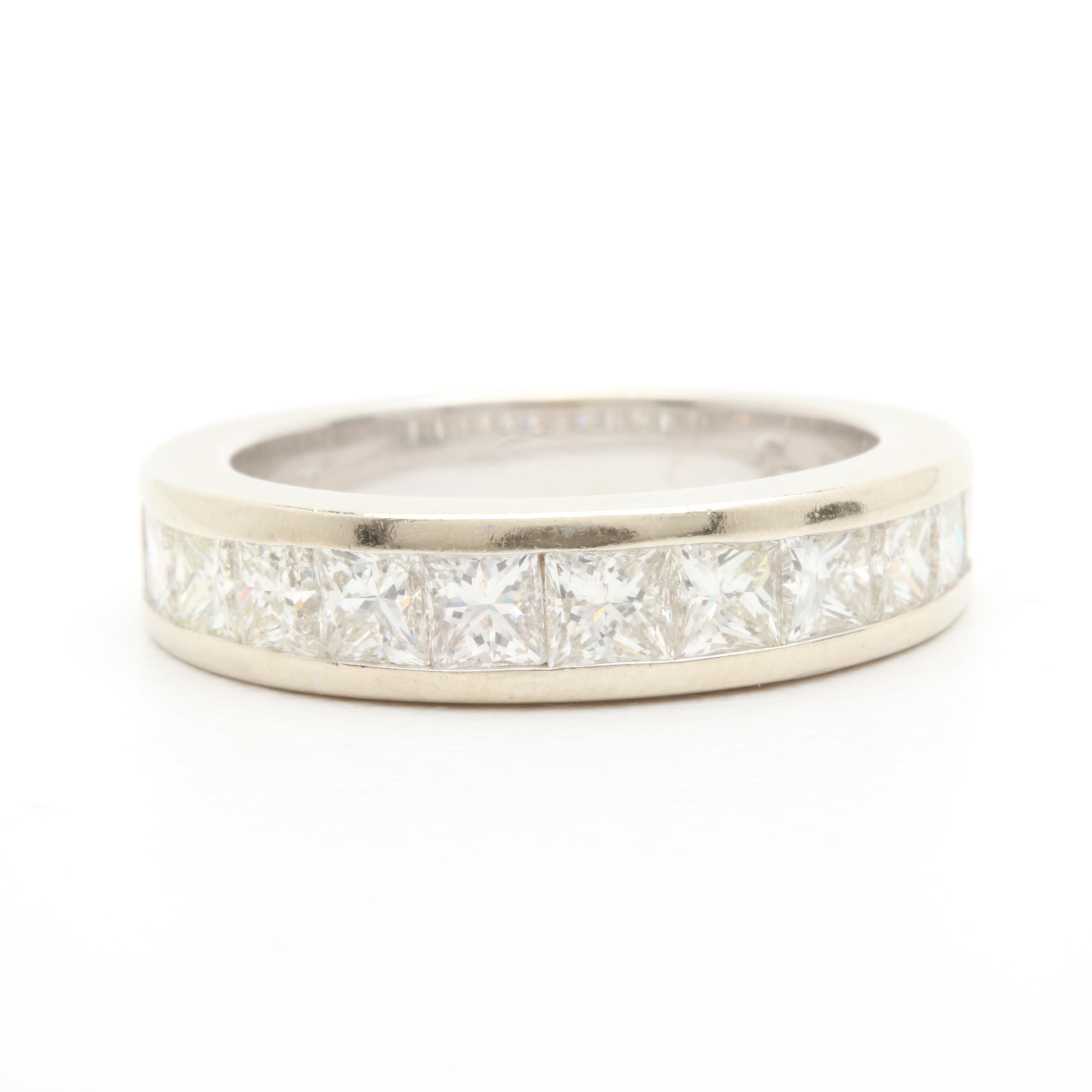 14K Yellow Gold 1.32 CTW Diamond Ring