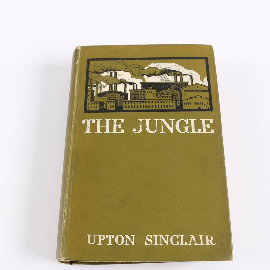 the corruption of capitalism in the jungle by upton sinclair jr The jungle [upton sinclair] on amazoncom free shipping on qualifying offers unabridged 85x11 student value production of the jungle, written by the pulitzer prize winning journalist upton sinclair (1878-1968.