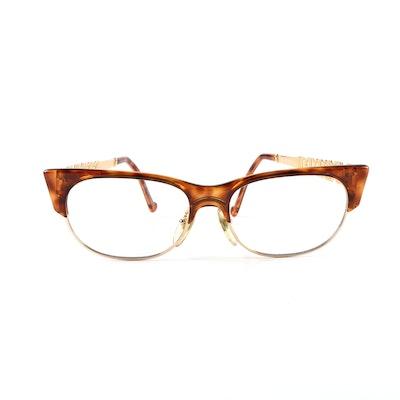 d6c6bc548962 Christian Lacroix Tortoiseshell Style Cat Eye Eyeglass Frames