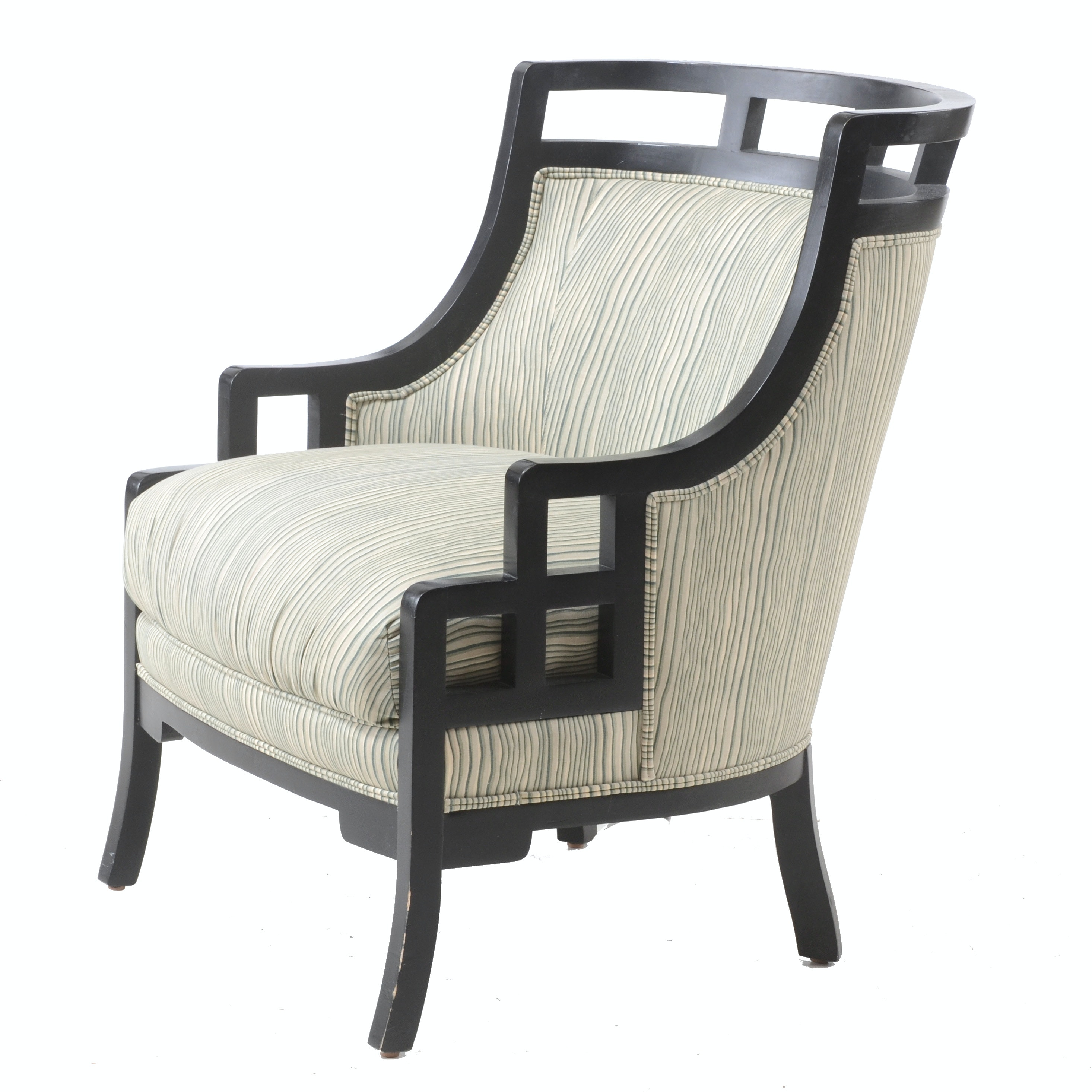 Modernist Arm Chair by Century Furniture